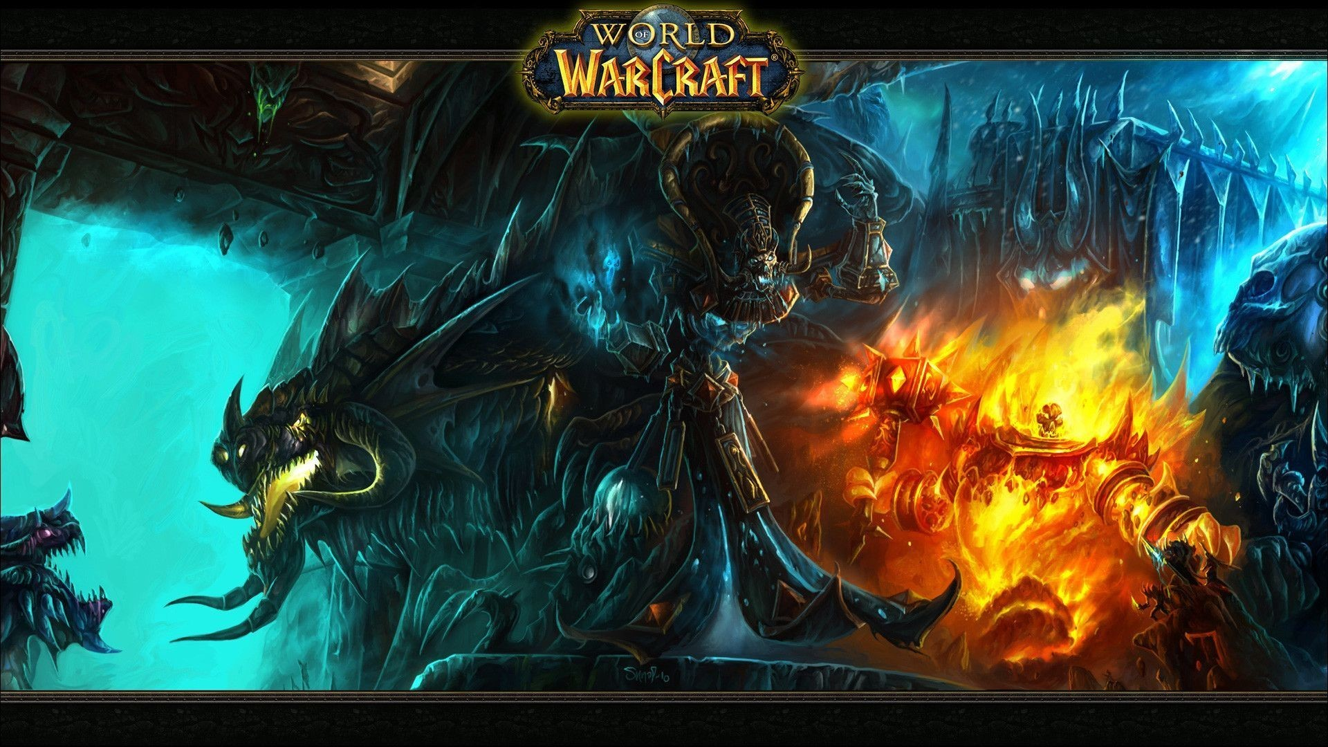 Wow Warlock Wallpaper 76 Images