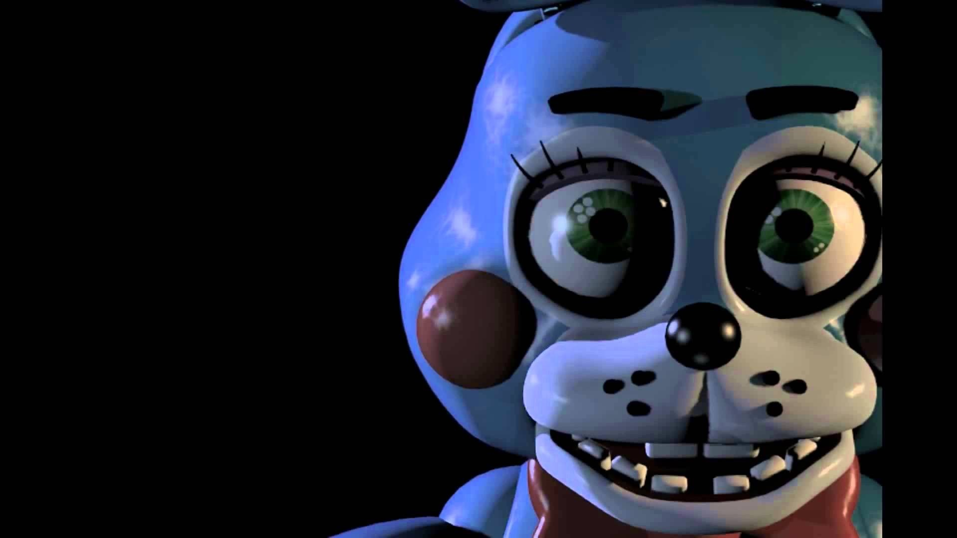 1920x1080 The protagonist of the game Five Nights at Freddy's