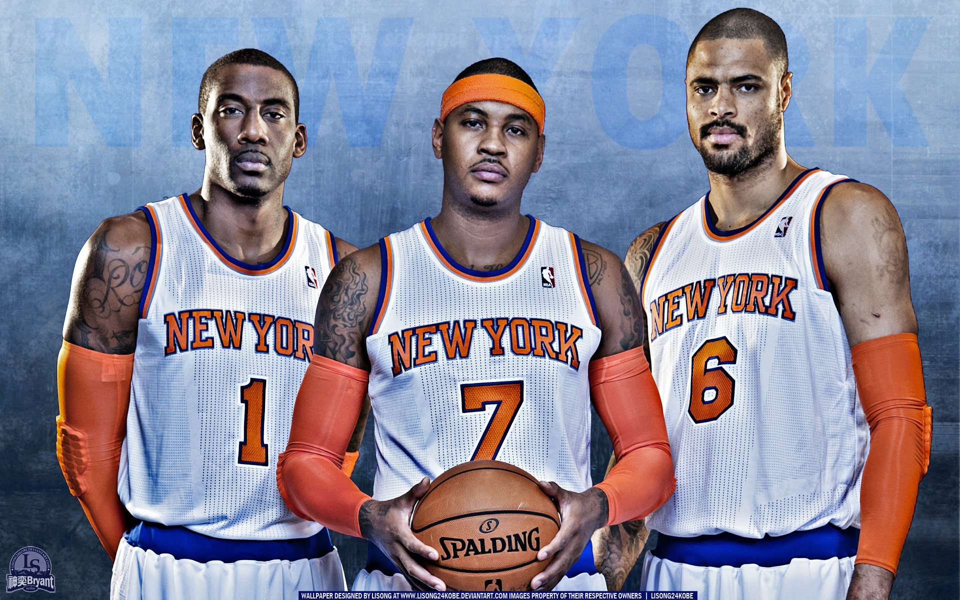1920x1200 Knicks' New Year's Resolutions Should Be Defense and Rebounding By Jerald  L. Hoover