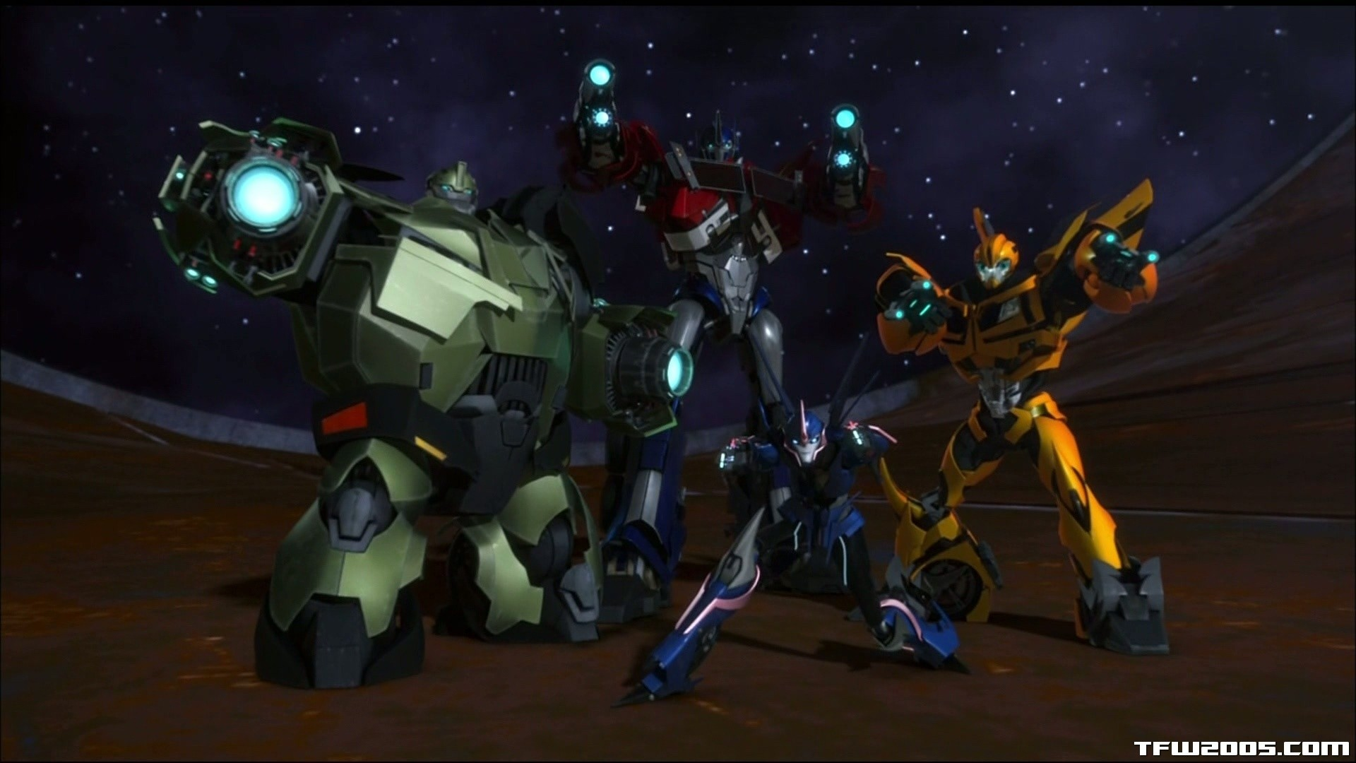 Wallpaper Transformers Prime 61 Images
