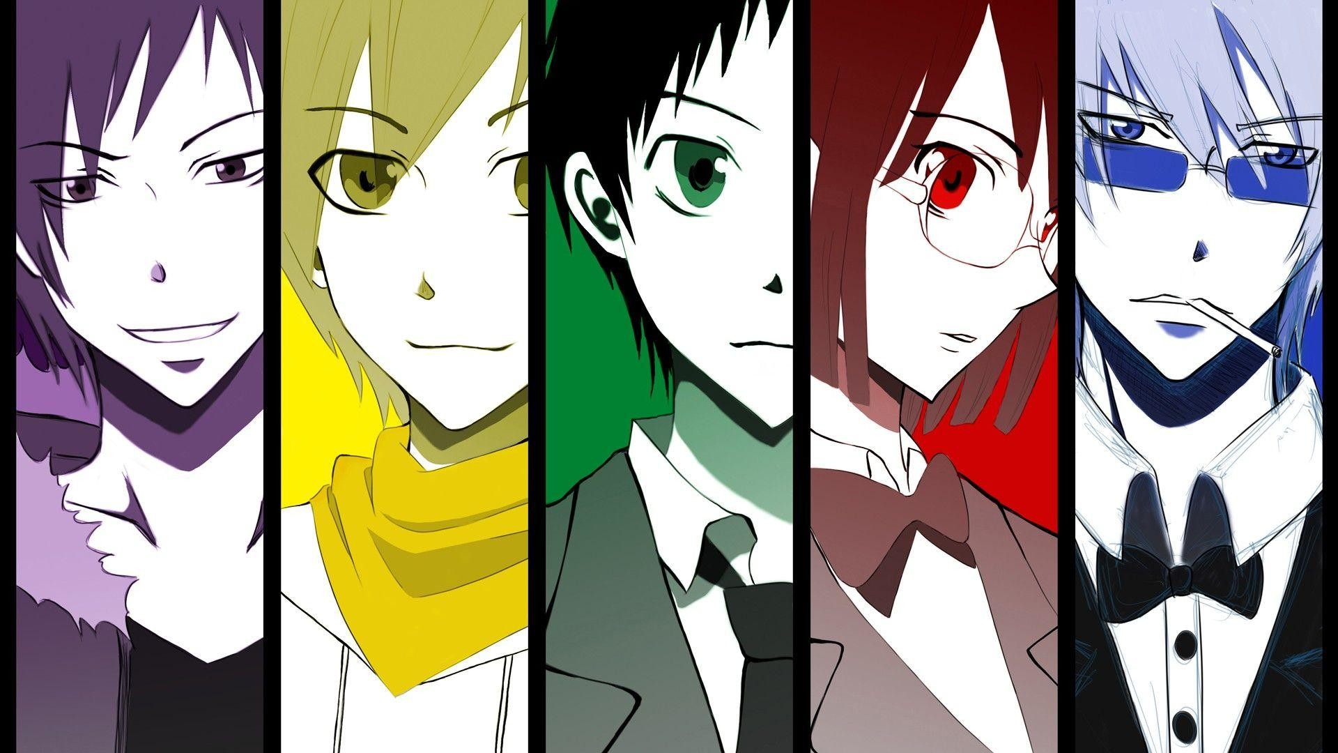 1920x1080 Durarara! HD Wallpaper