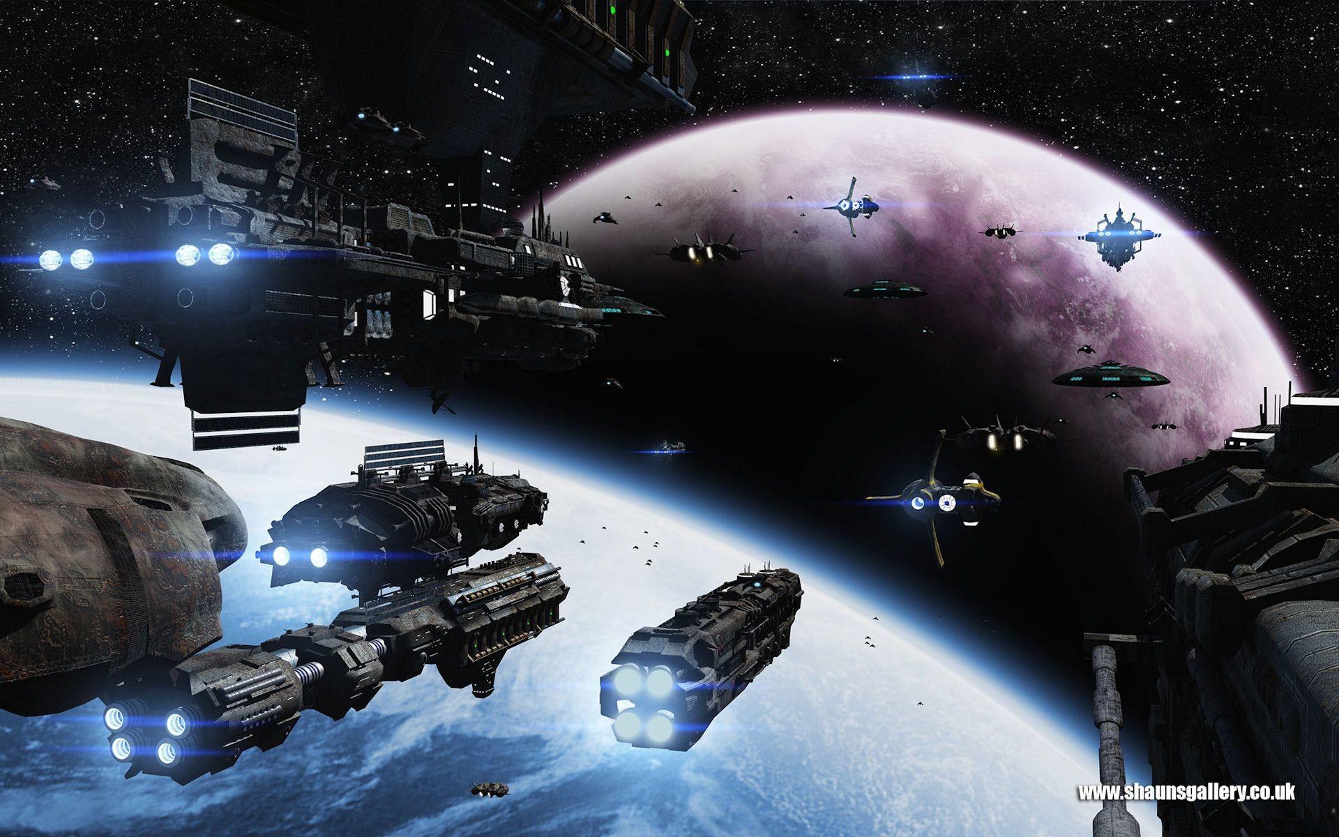 Sci Fi Desktop Backgrounds: Best Sci Fi Wallpaper (72+ Images