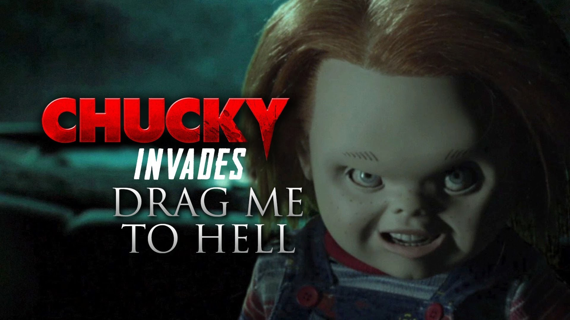 1920x1080 Chucky Invades Drag Me To Hell - Horror Movie MashUp (2013) Film HD -  YouTube