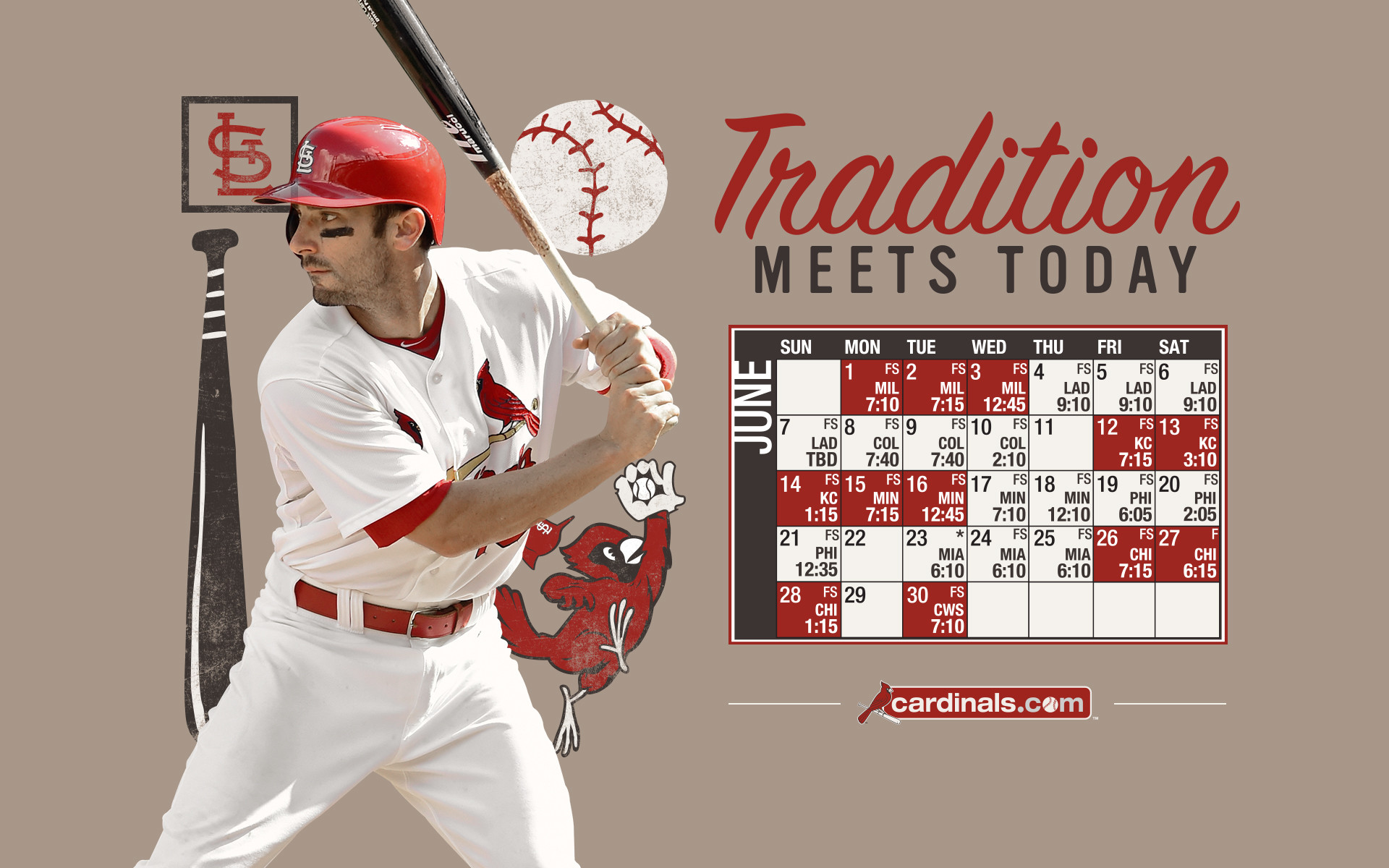 1920x1200 Cardinals Wallpaper | St. Louis Cardinals