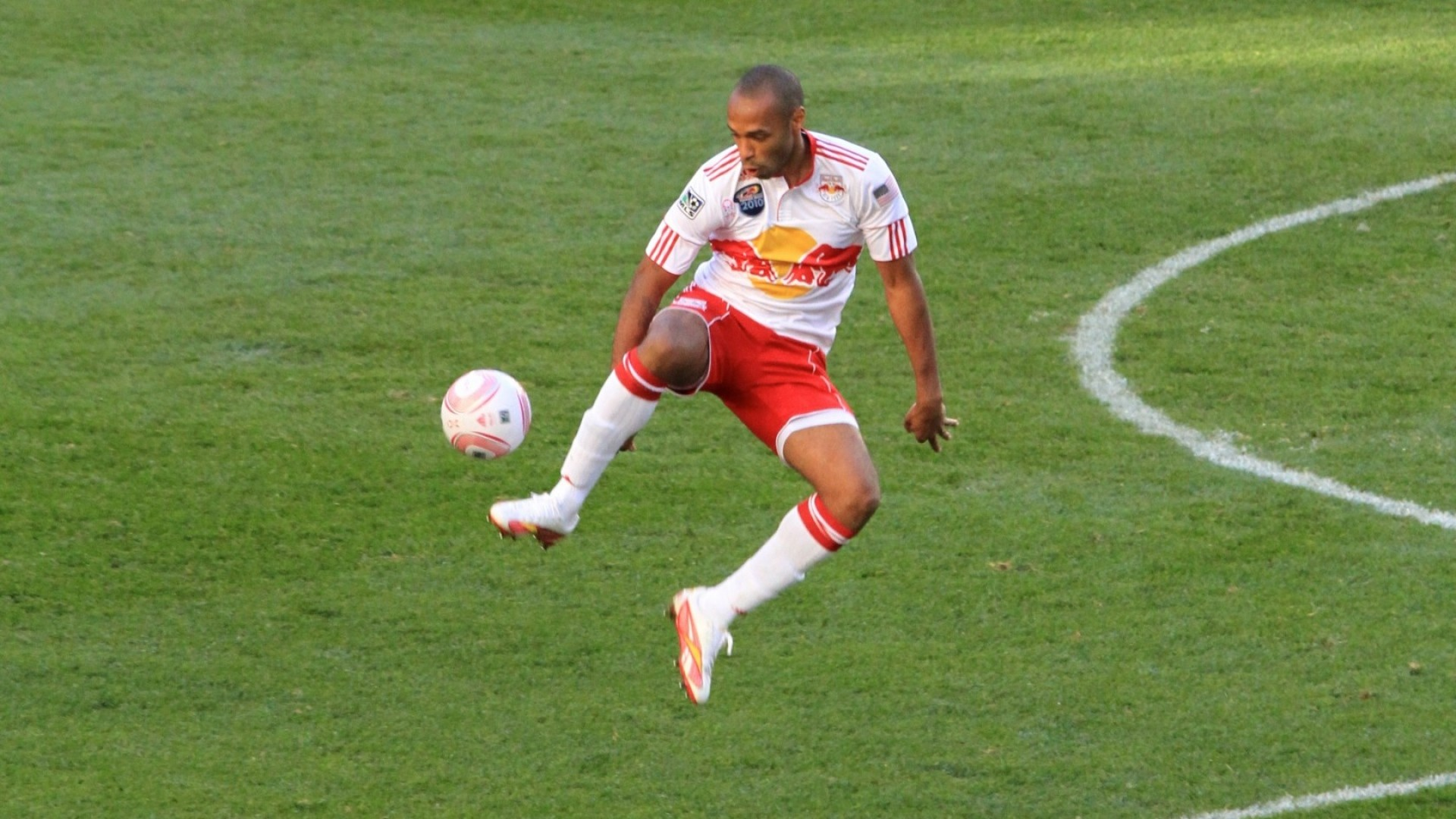 1920x1080  Wallpaper thierry henry, new york red bulls, mls, star, football,