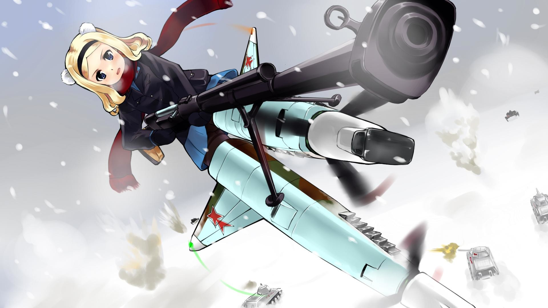 1920x1080 Strike Witches wallpapers