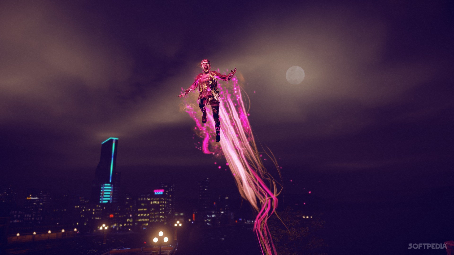 1920x1080 inFAMOUS: First Light HD Wallpaper HD 30 - 1920 X 1080