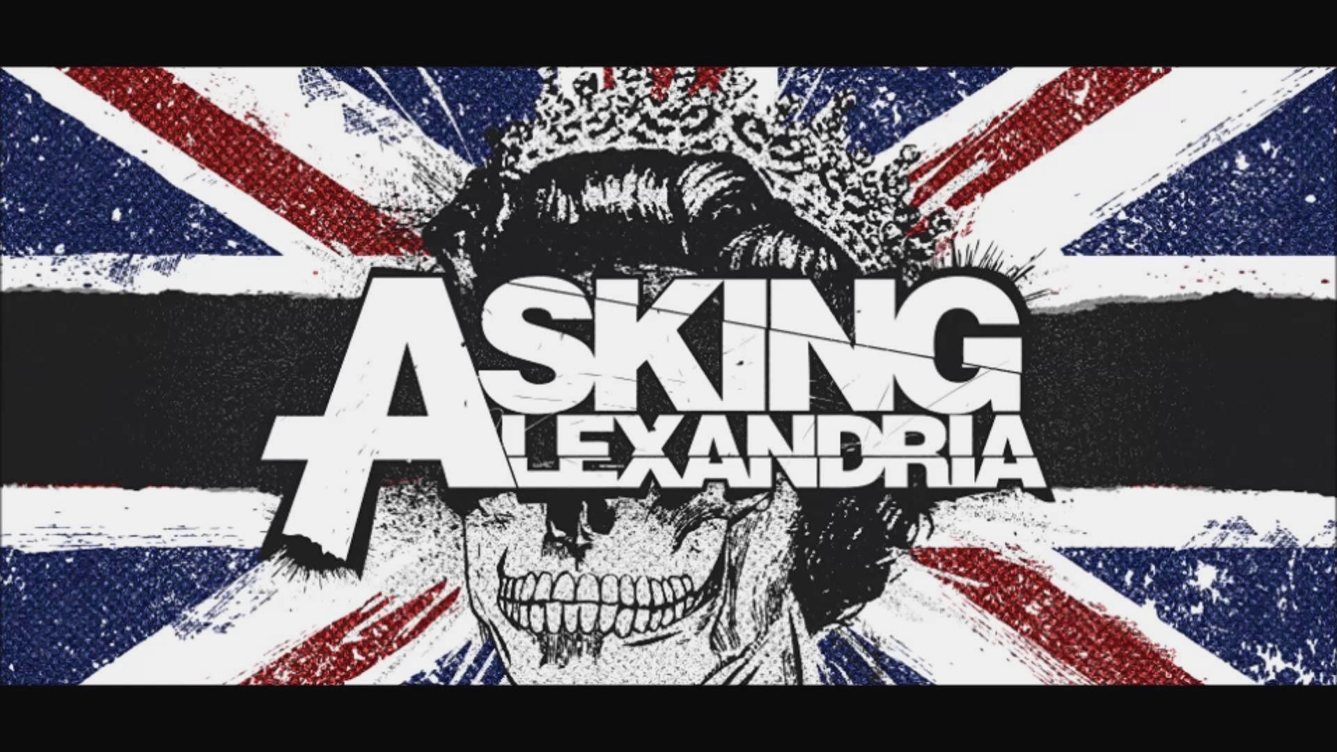 1920x1080 Asking Alexandria Wallpapers HD Download