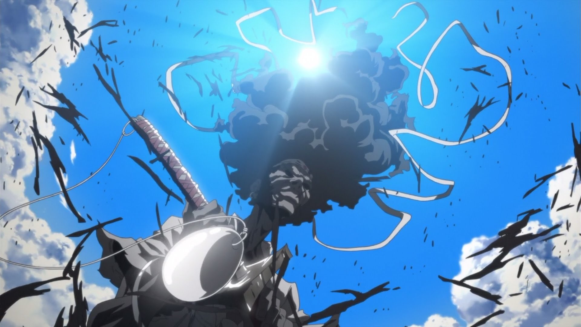 1920x1080 Afro Samurai Wallpapers HDQ Images Collection For Japanese Warrior