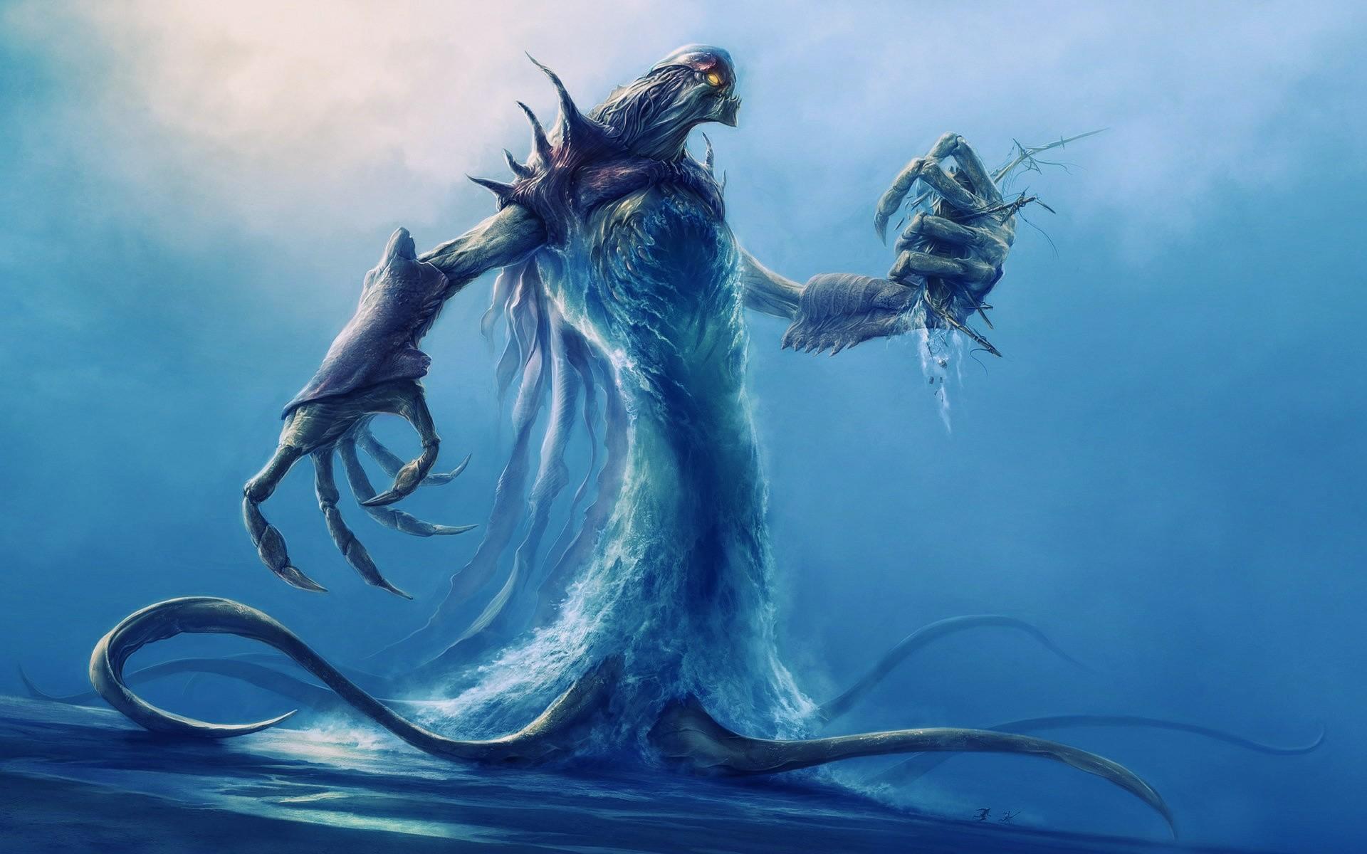 1920x1200 Weird Deep Sea Creatures Wallpapers Download 2560x1600