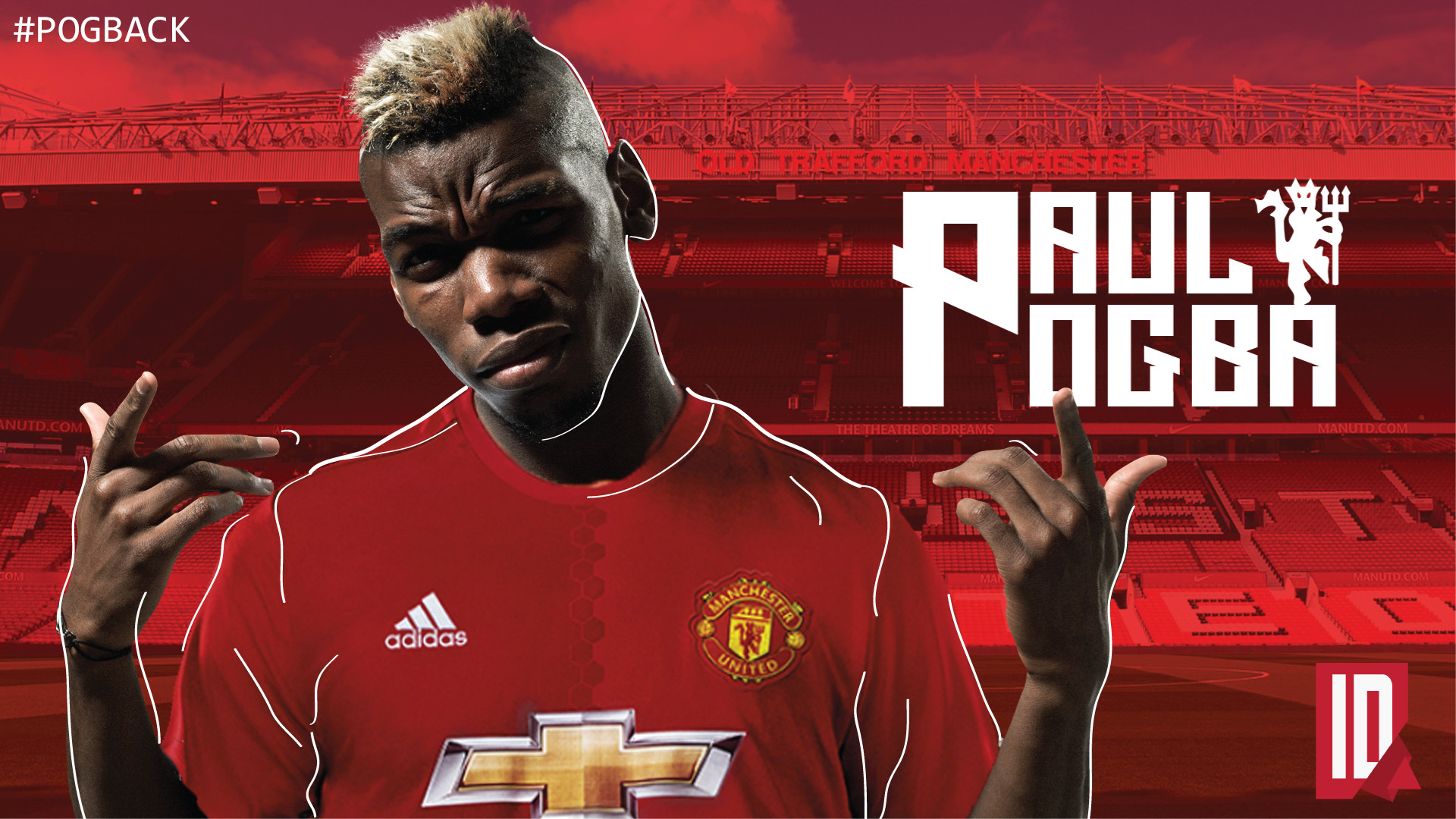 Paul Pogba Wallpapers (79+ images)
