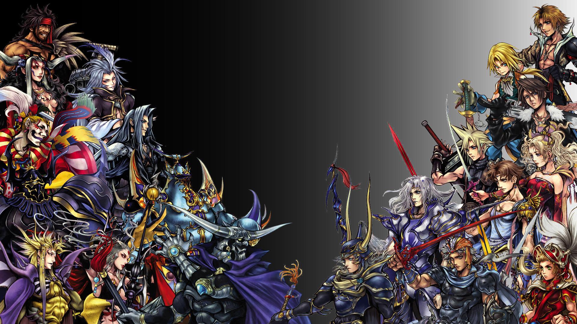 Final Fantasy HD Wallpaper (81+ Images