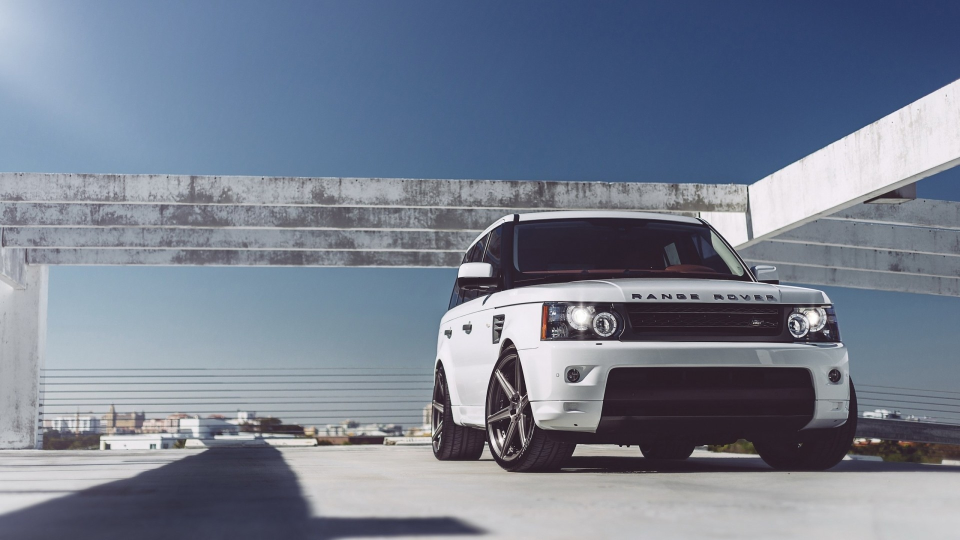 1920x1080 Preview wallpaper range rover, auto, car, cars