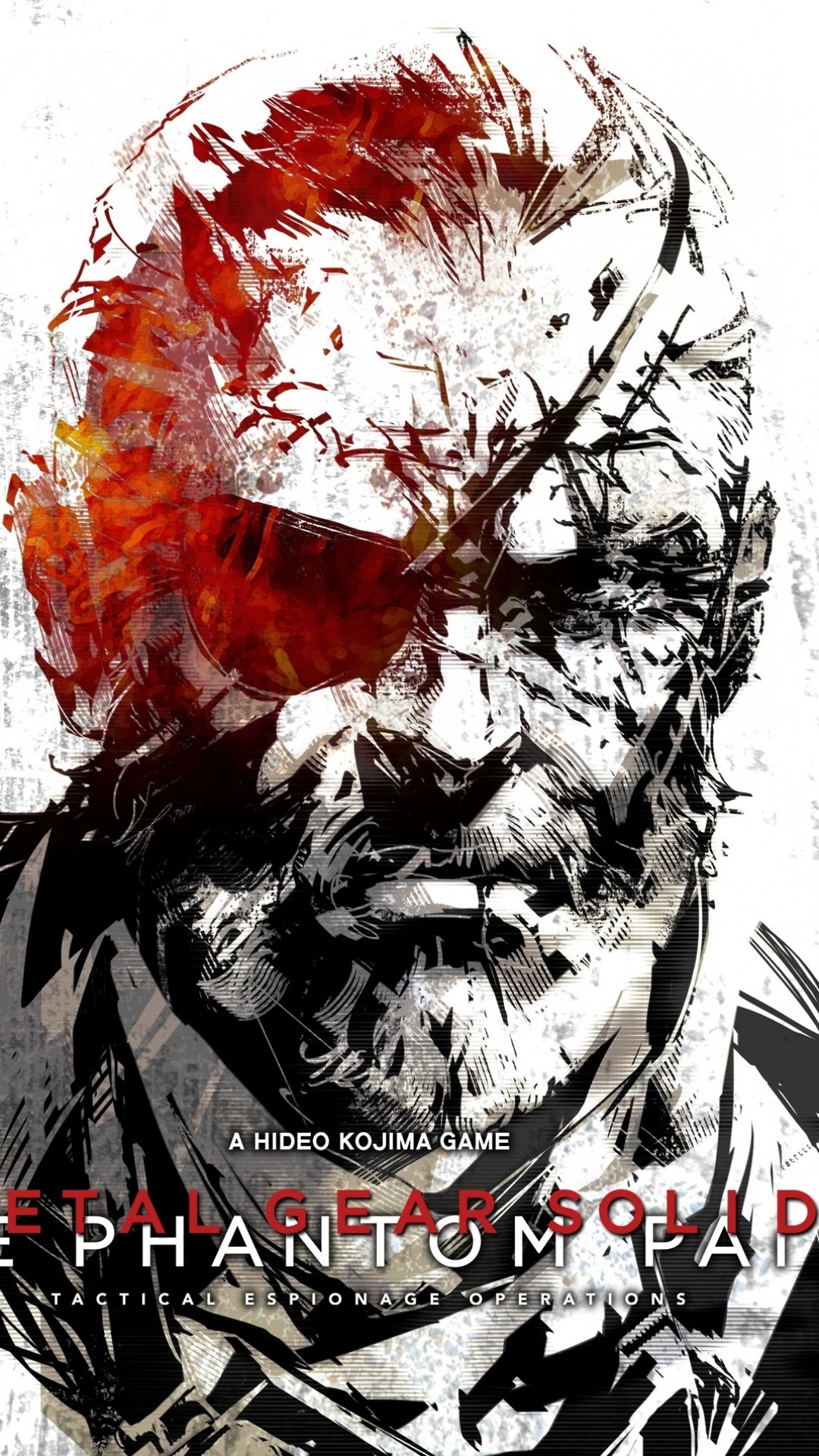 metal gear solid iphone wallpaper (63+ images)