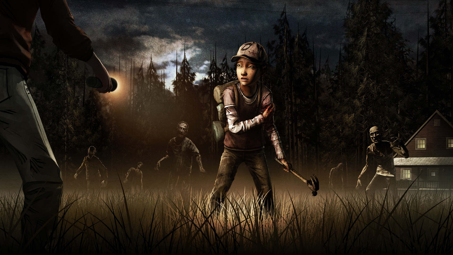 1920x1080 25 The Walking Dead: Season 2 HD Wallpapers | Backgrounds - Wallpaper Abyss