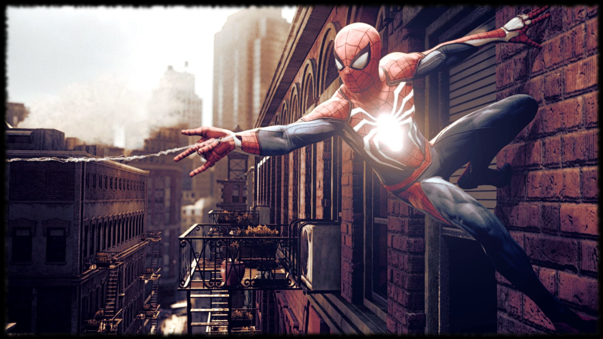 Game Of Spider Man Hd Wallpaper: Ps4 Wallpapers (79+ Images