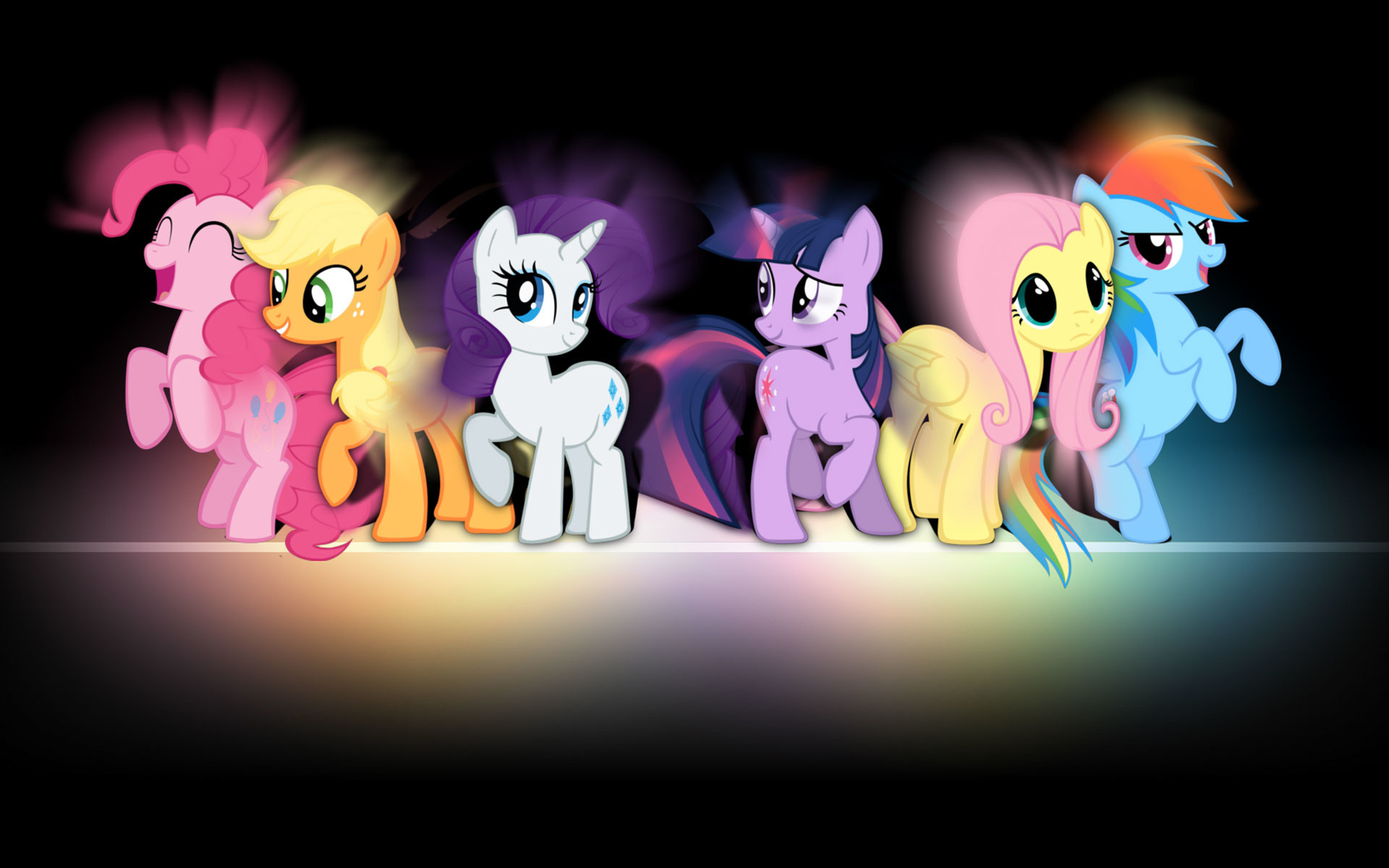 1920x1200 My Little Pony Wallpaper