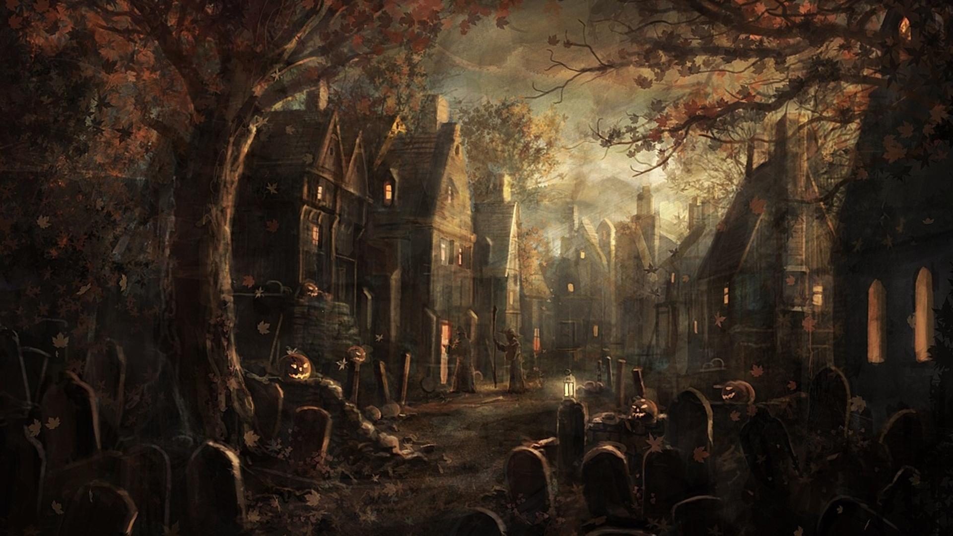 Halloween horror Games