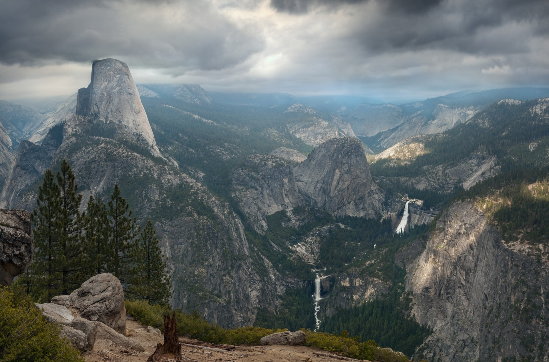 Yosemite national park wallpaper hd 58 images - Yosemite national park hd wallpaper ...