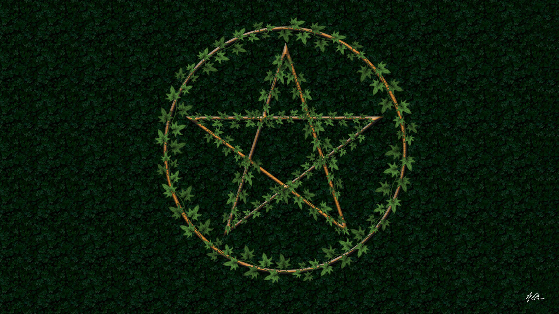 Wicca Wallpapers (49+ ...