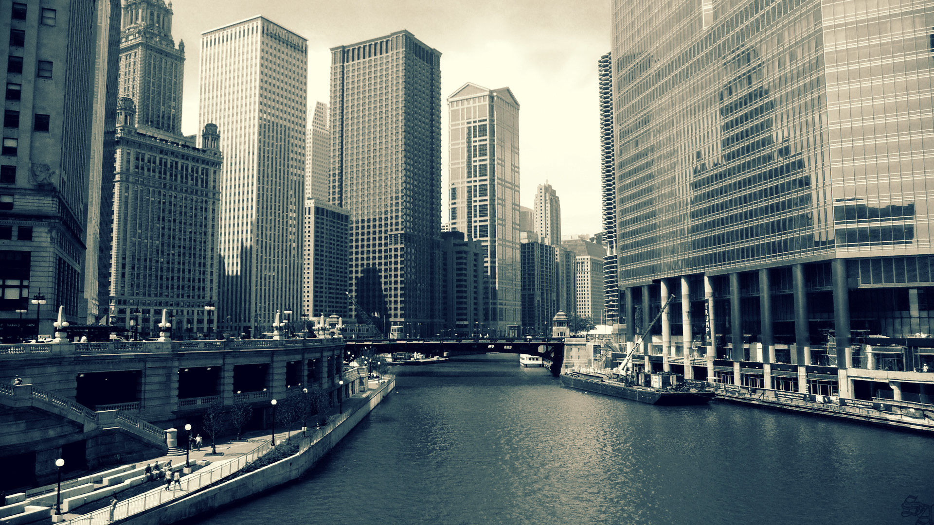 1920x1080 Download: Old Chicago HD Wallpaper