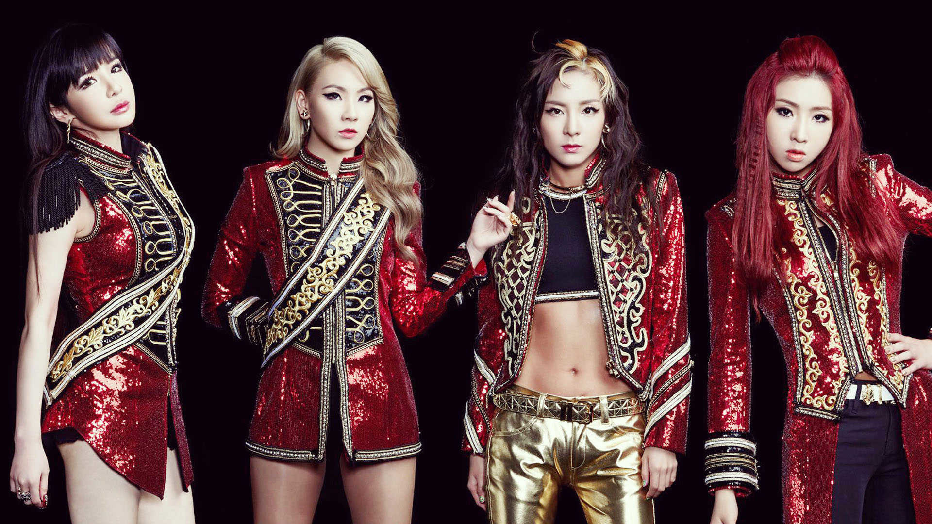 1920x1080 2ne1 Kpop Hd Wallpaper Widescreen Background Images 3167 Pictures