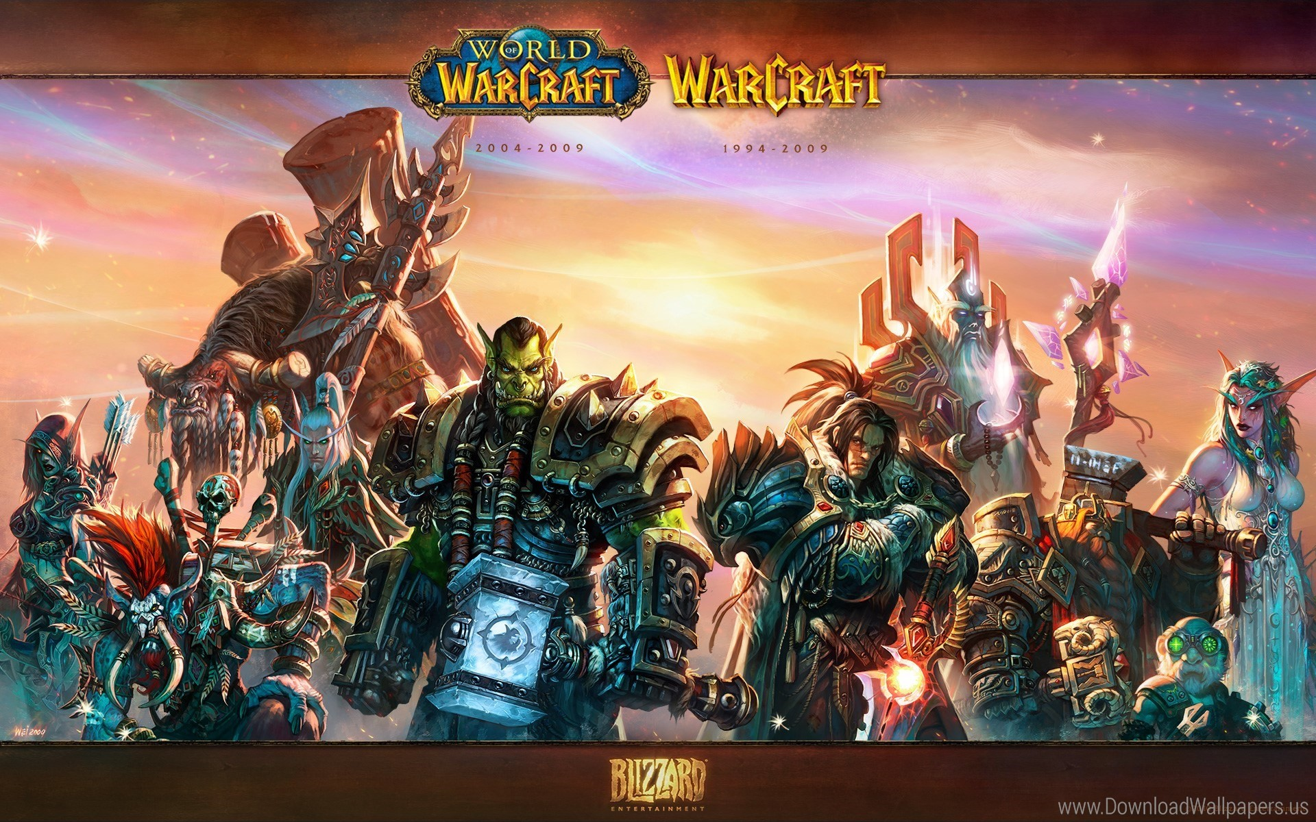 WoW Orc Wallpaper (76+ images)