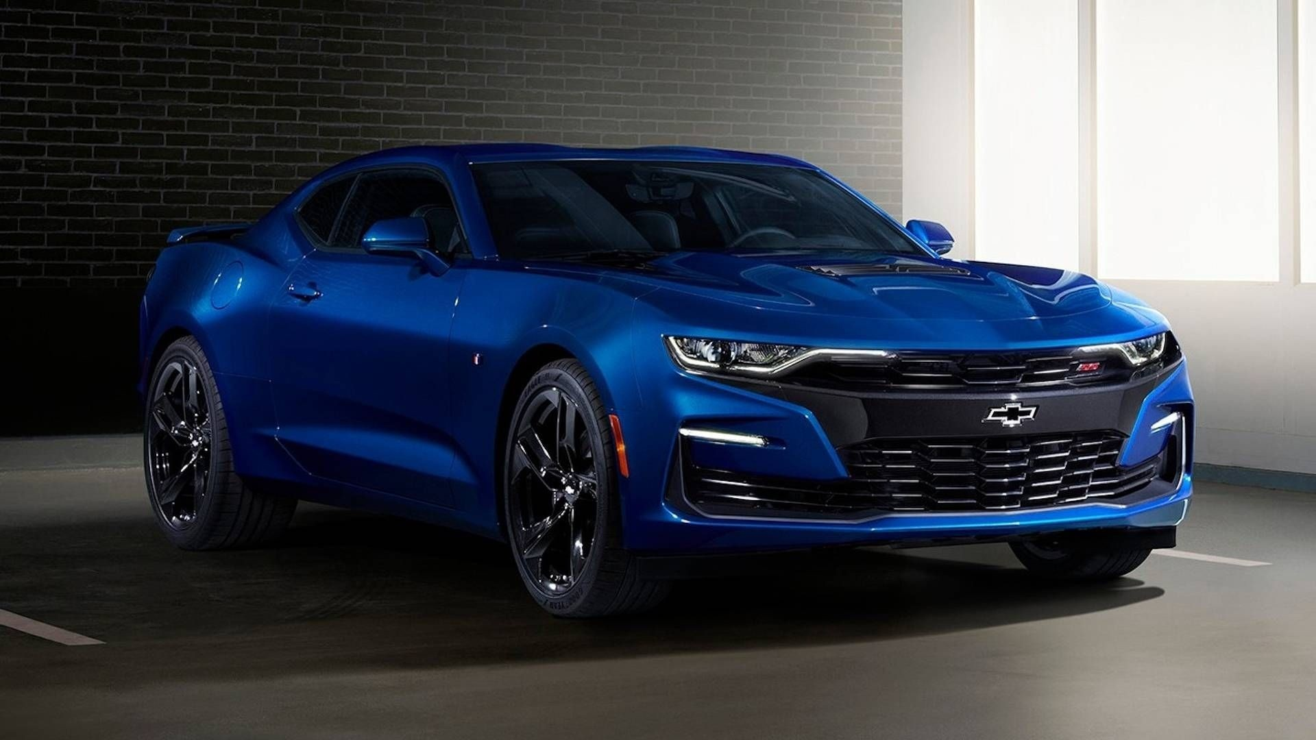1920x1080 ... El Camino Auto Supercars 2019 Chevrolet Ss Lovely Chevrolet Camaro 2019  2019 Chevrolet Camaro Ss 4k 2 Wallpaper Hd Car ...