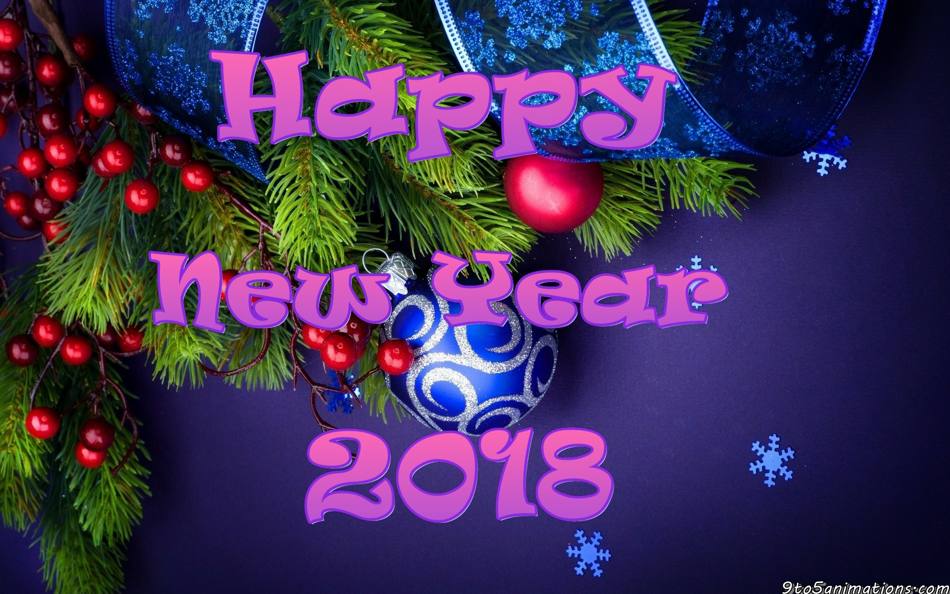 computer wallpaper new year 2018 68 images