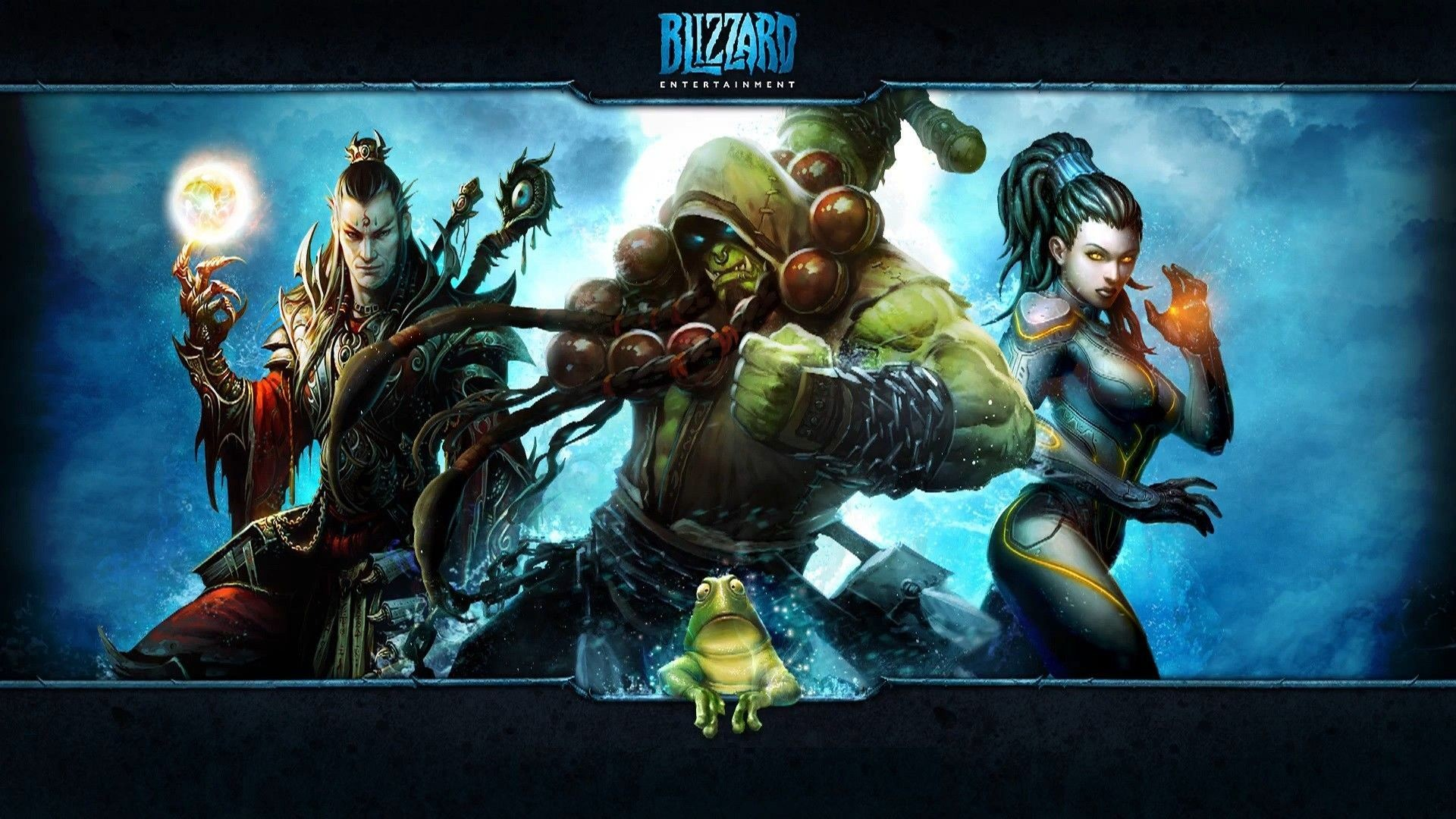 Photo Collection Blizzard Entertainment Wallpapers 2