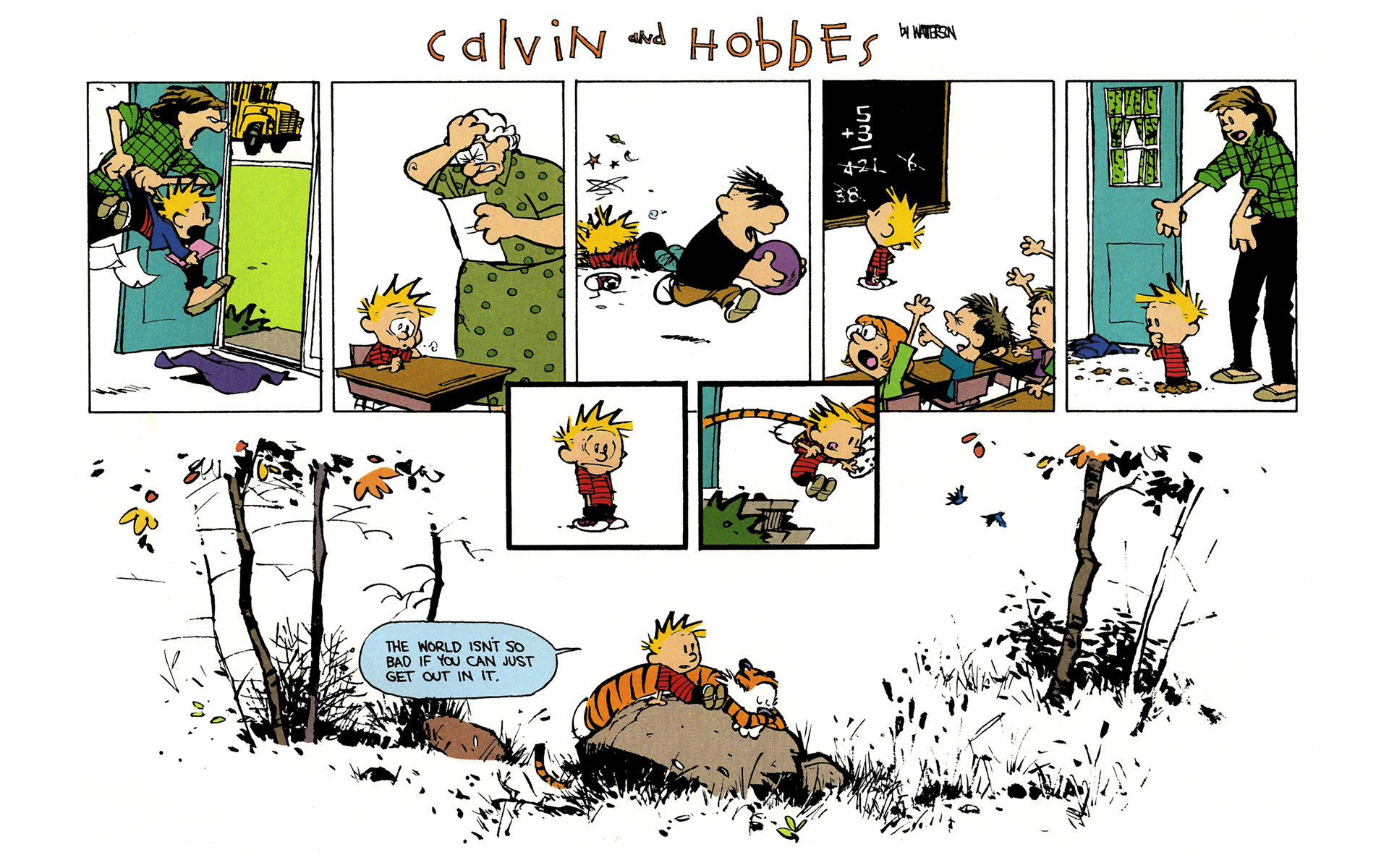 1920x1200 Image - Calvin-and-hobbes-HD-Wallpapers.jpg | The Calvin and Hobbes Wiki |  FANDOM powered by Wikia