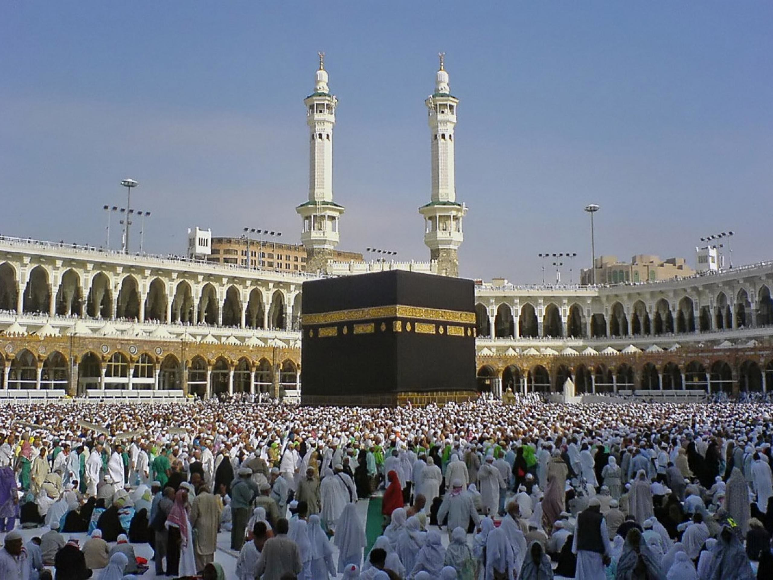 2560x1920 Download Free Mecca Kabba World City 525678 | HD Wallpapers .