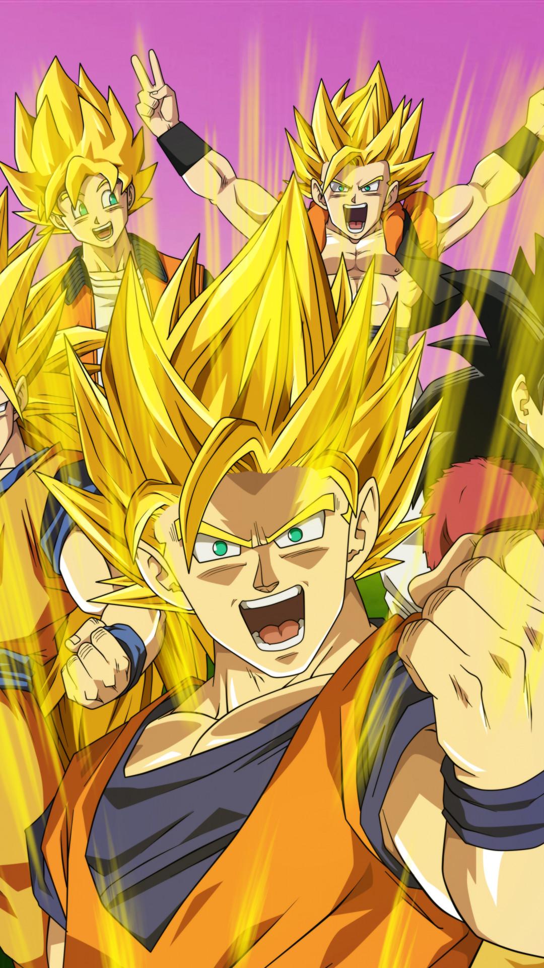 Dragon Ball Gt Wallpaper Hd 64 Images