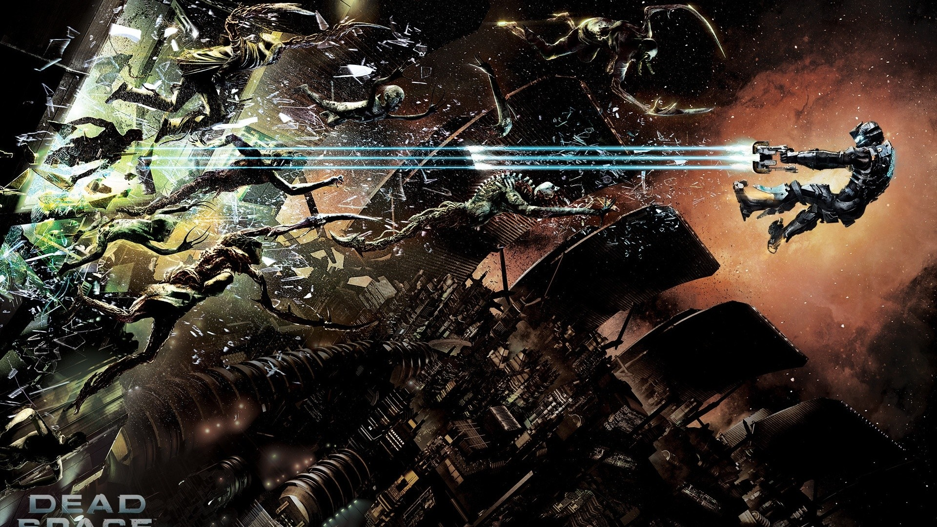 1920x1080 Dead Space [] ...