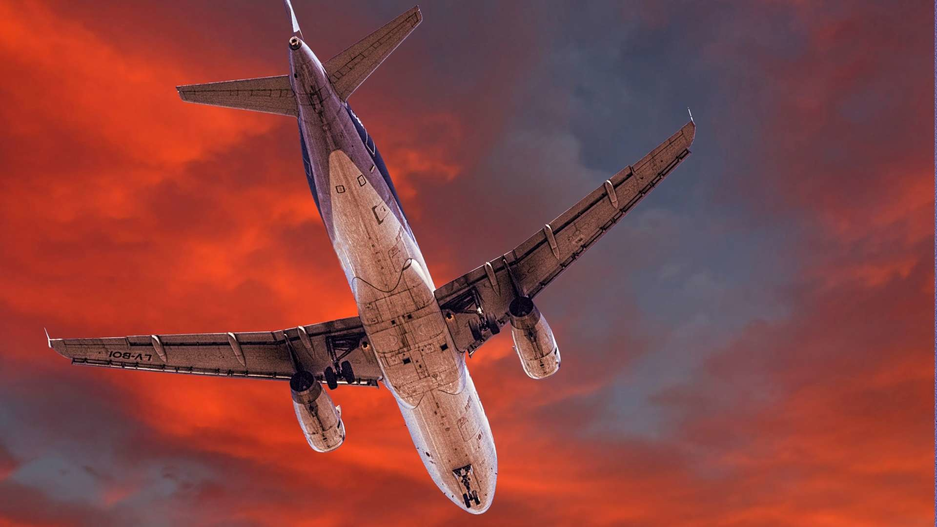 1920x1080 Airbus A380 LVB01 HD Wallpaper. « »