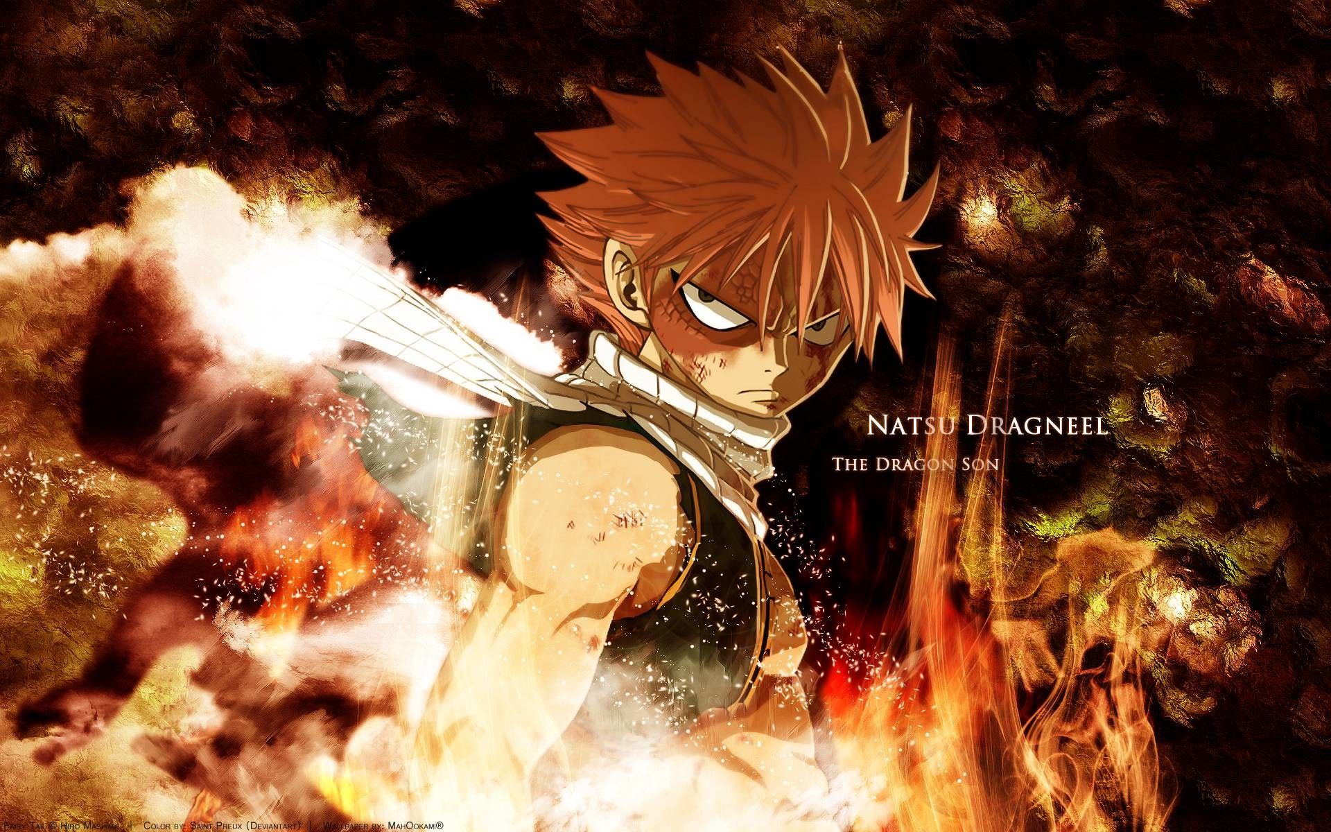 1920x1200 Fairy Tail HD Wallpapers