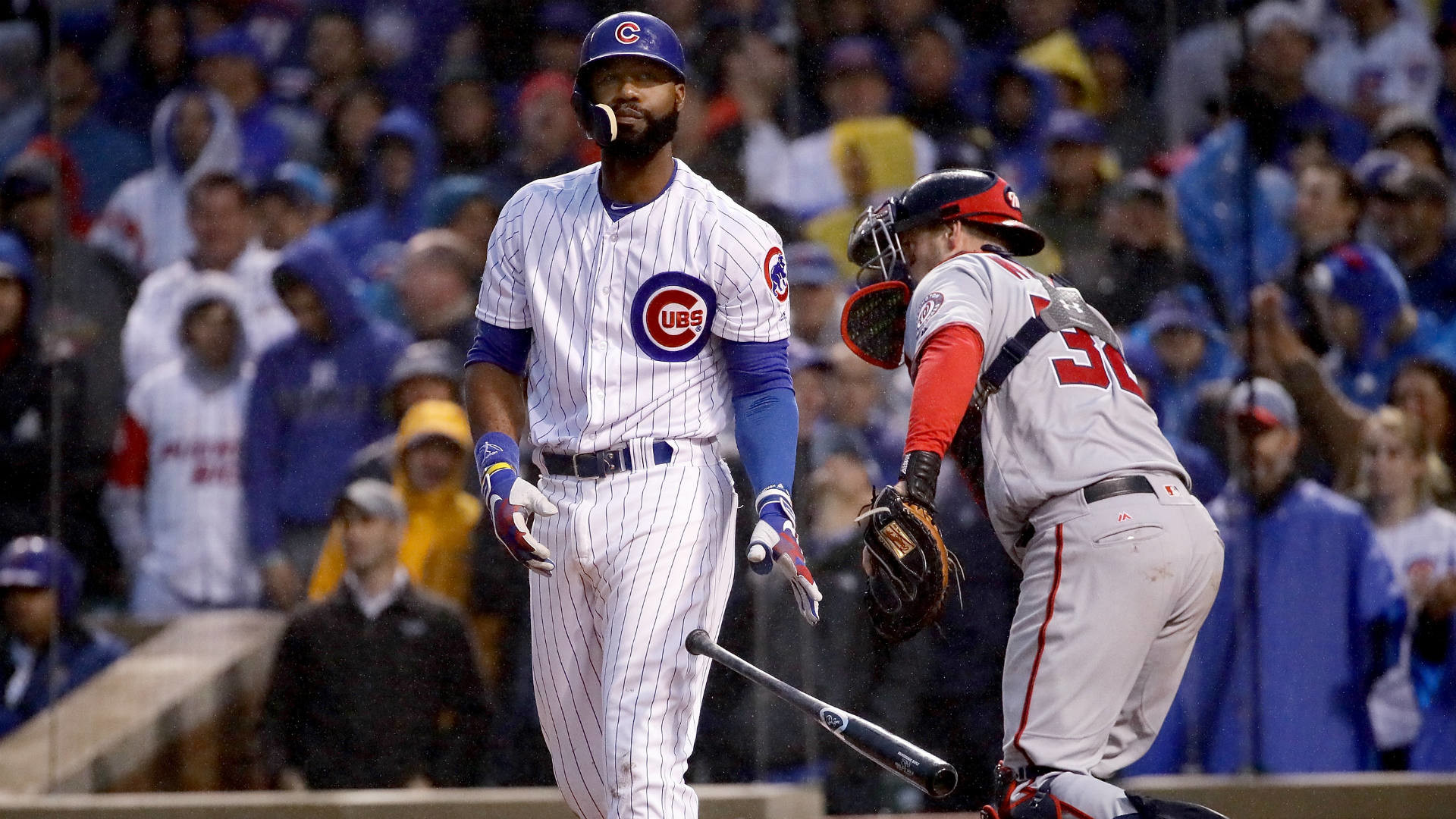 1920x1080 MLB playoffs: Time has come for Cubs to relegate struggling Jason Heyward  to bench role | MLB | Sporting News
