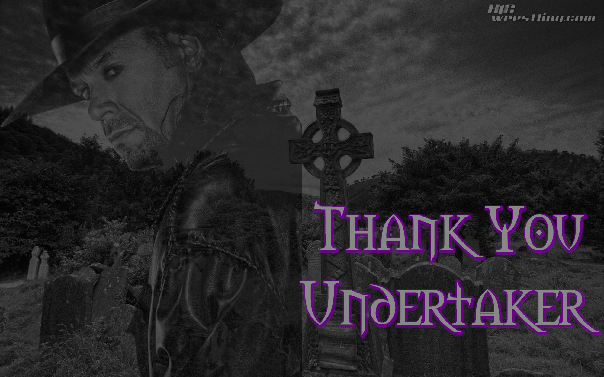 2000x1250 Thank You Undertaker Wallpaper