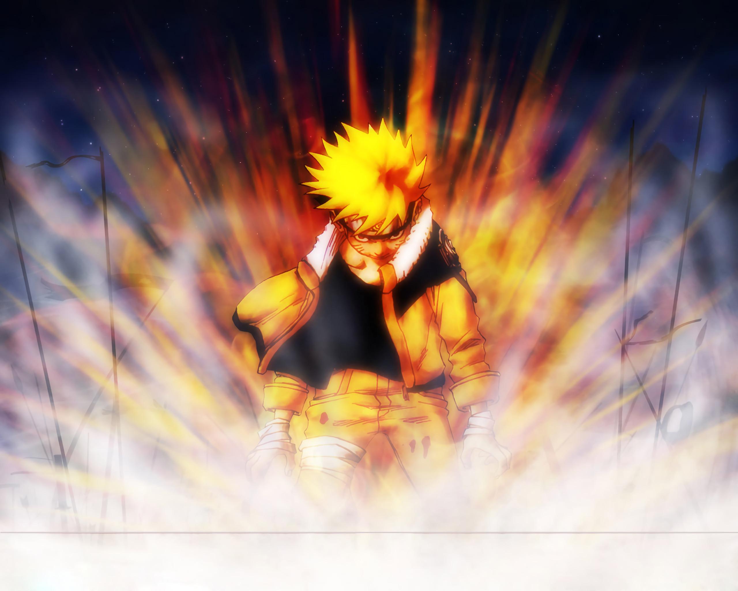 Naruto And Kurama Wallpapers 73 Images