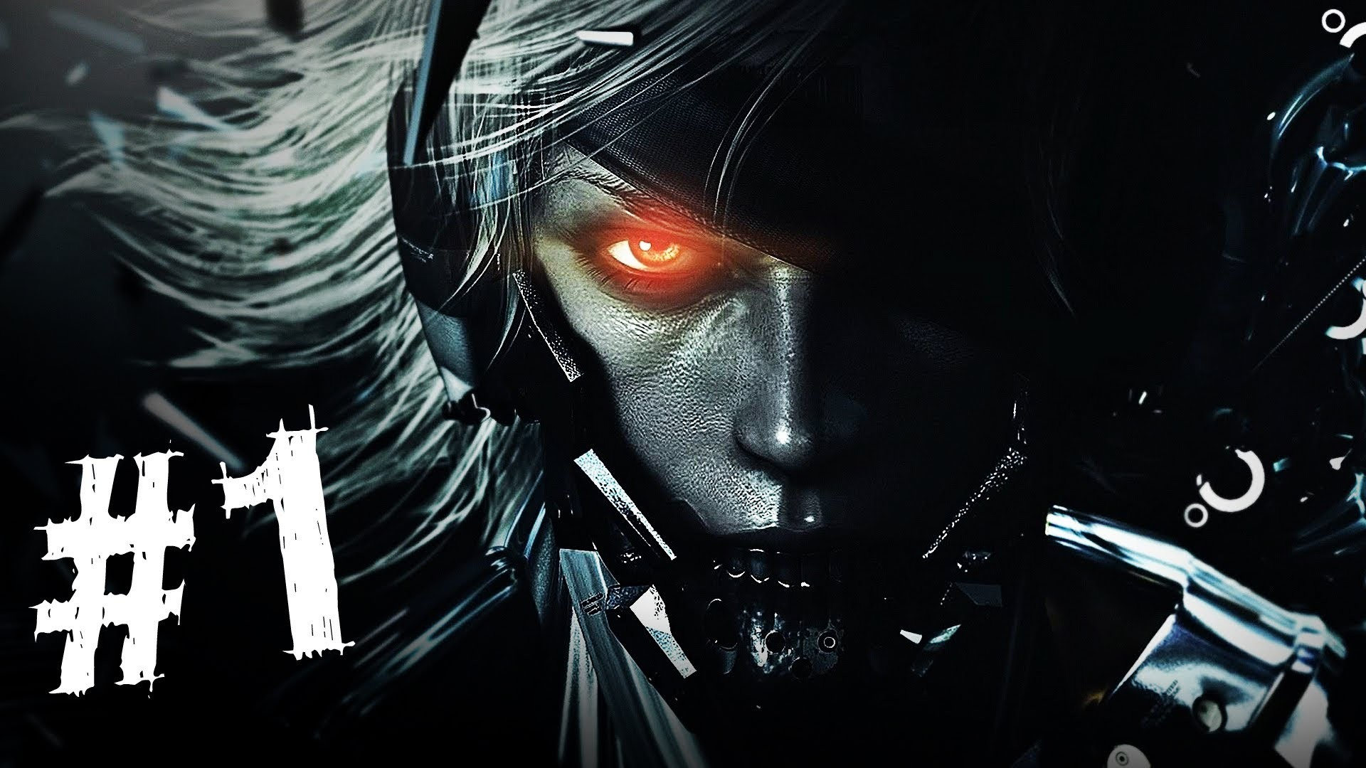 1920x1080 Metal Gear Rising Revengeance Gameplay Walkthrough Part 1 - Guard Duty -  Mission 1 - YouTube