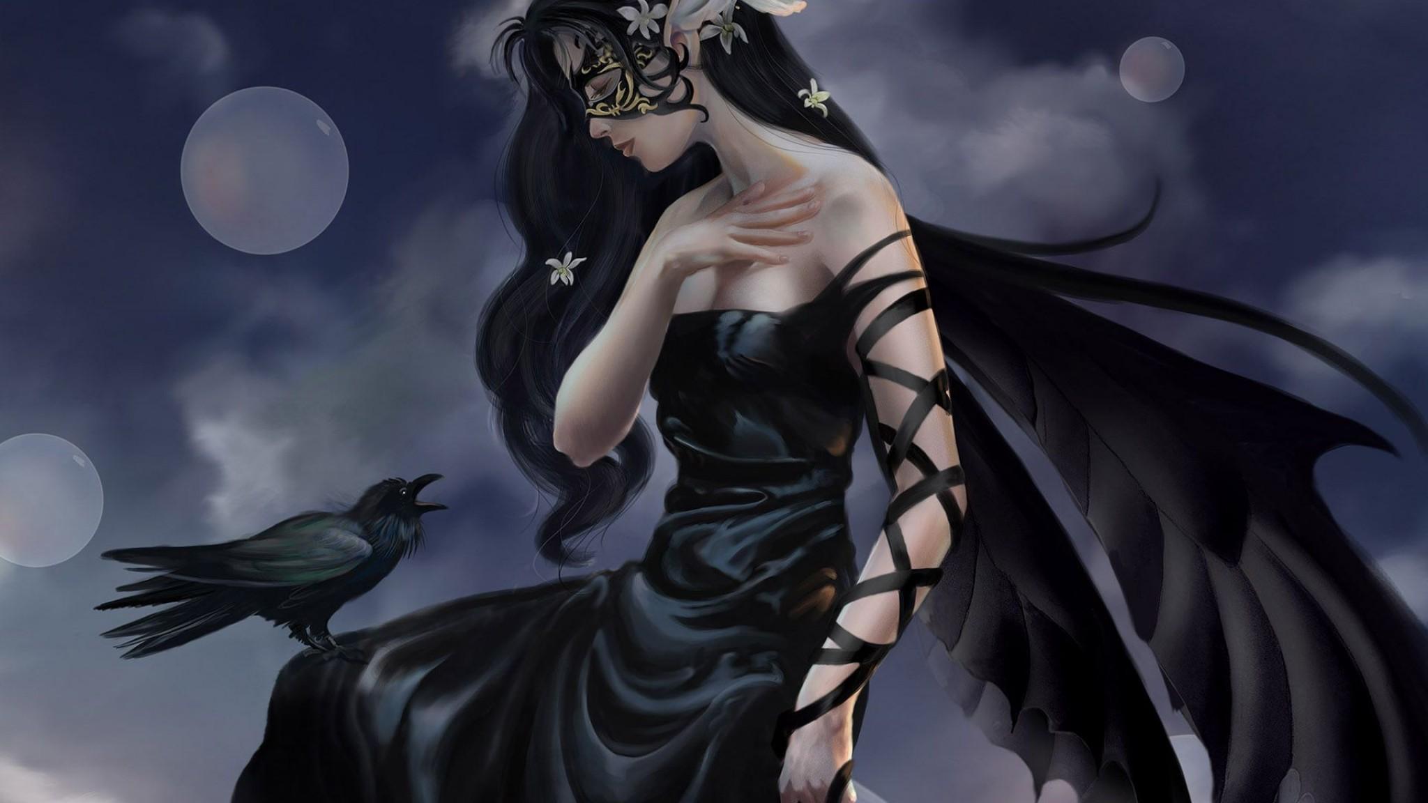 Dark Fairies Wallpaper 55 Images