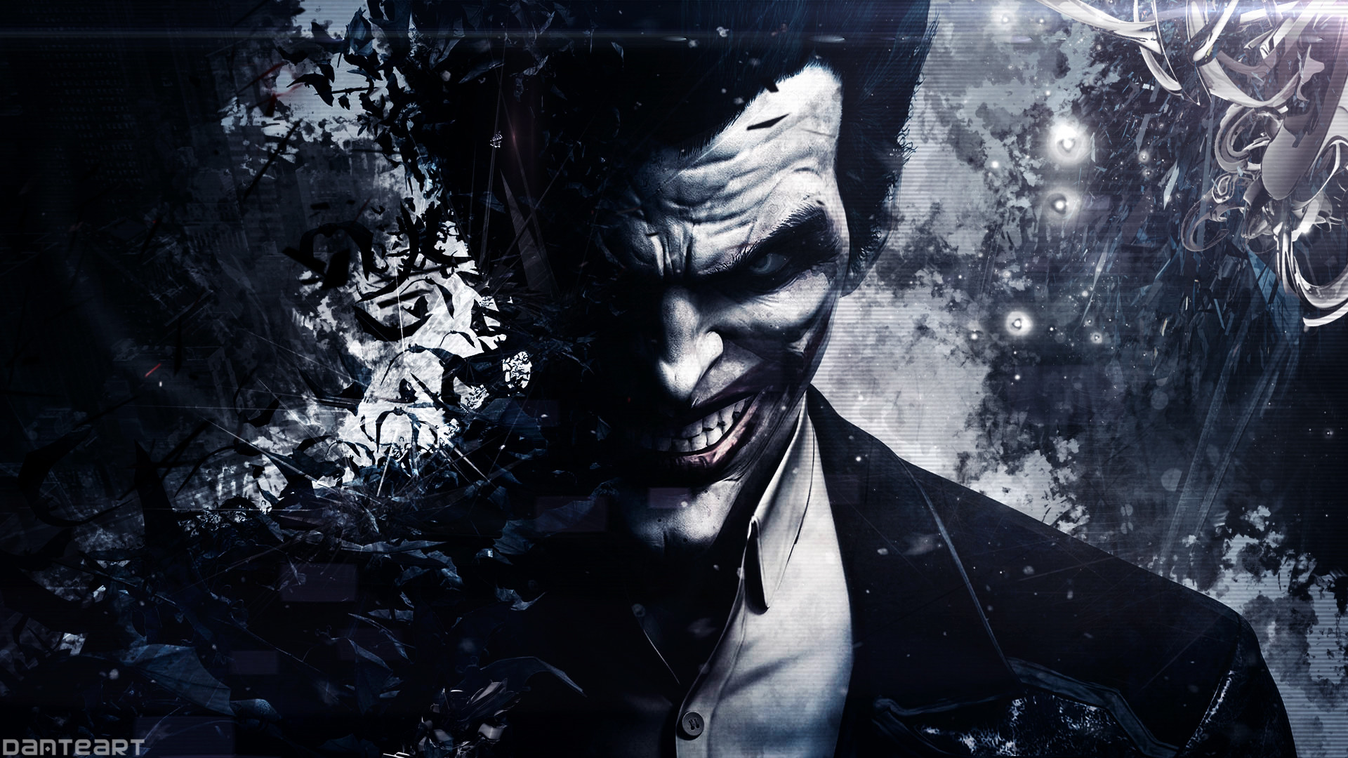 1920x1080 Batman Arkham Origins Joker Wallpaper