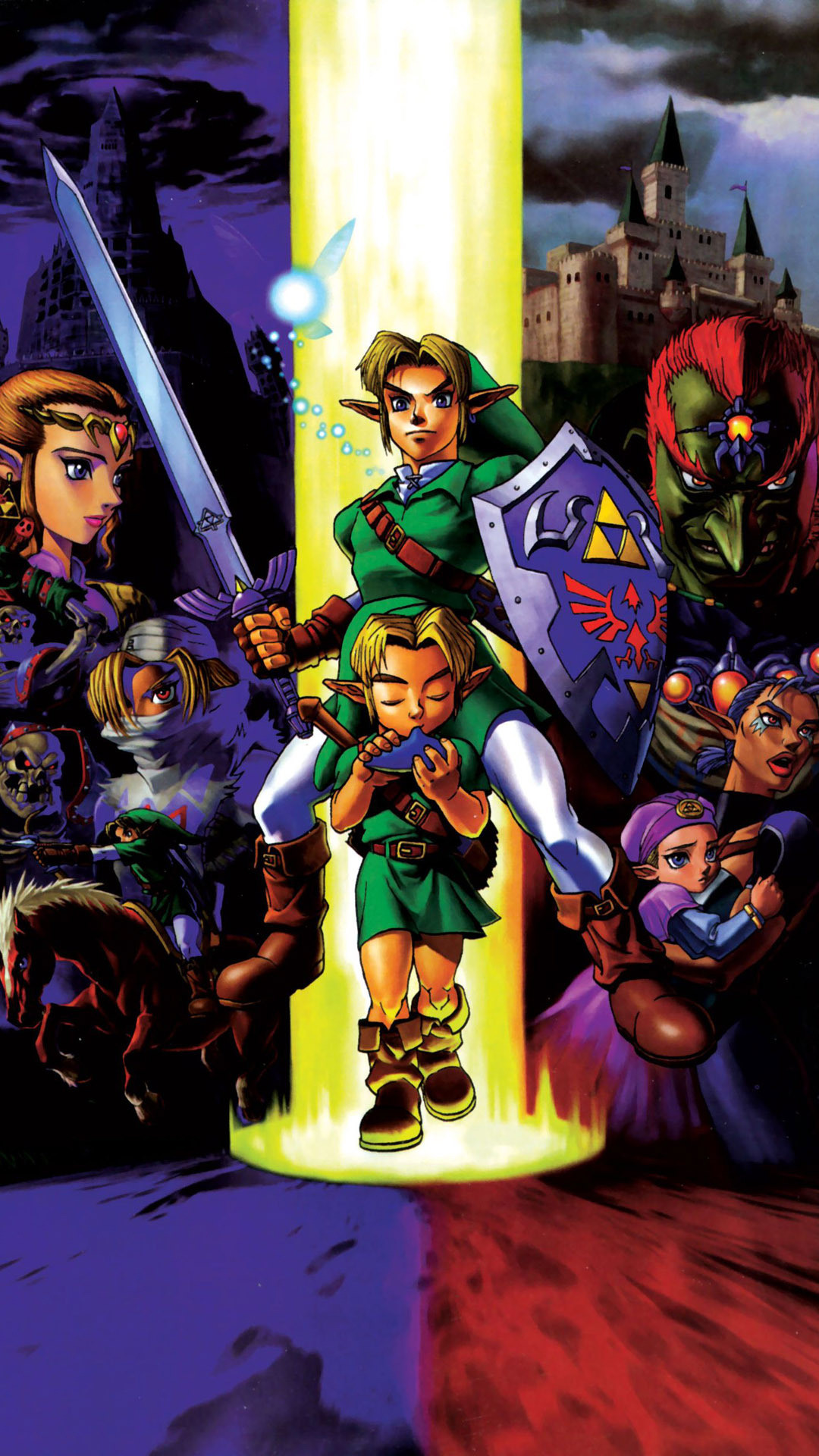 Ocarina Of Time Wallpaper Hd 74 Images