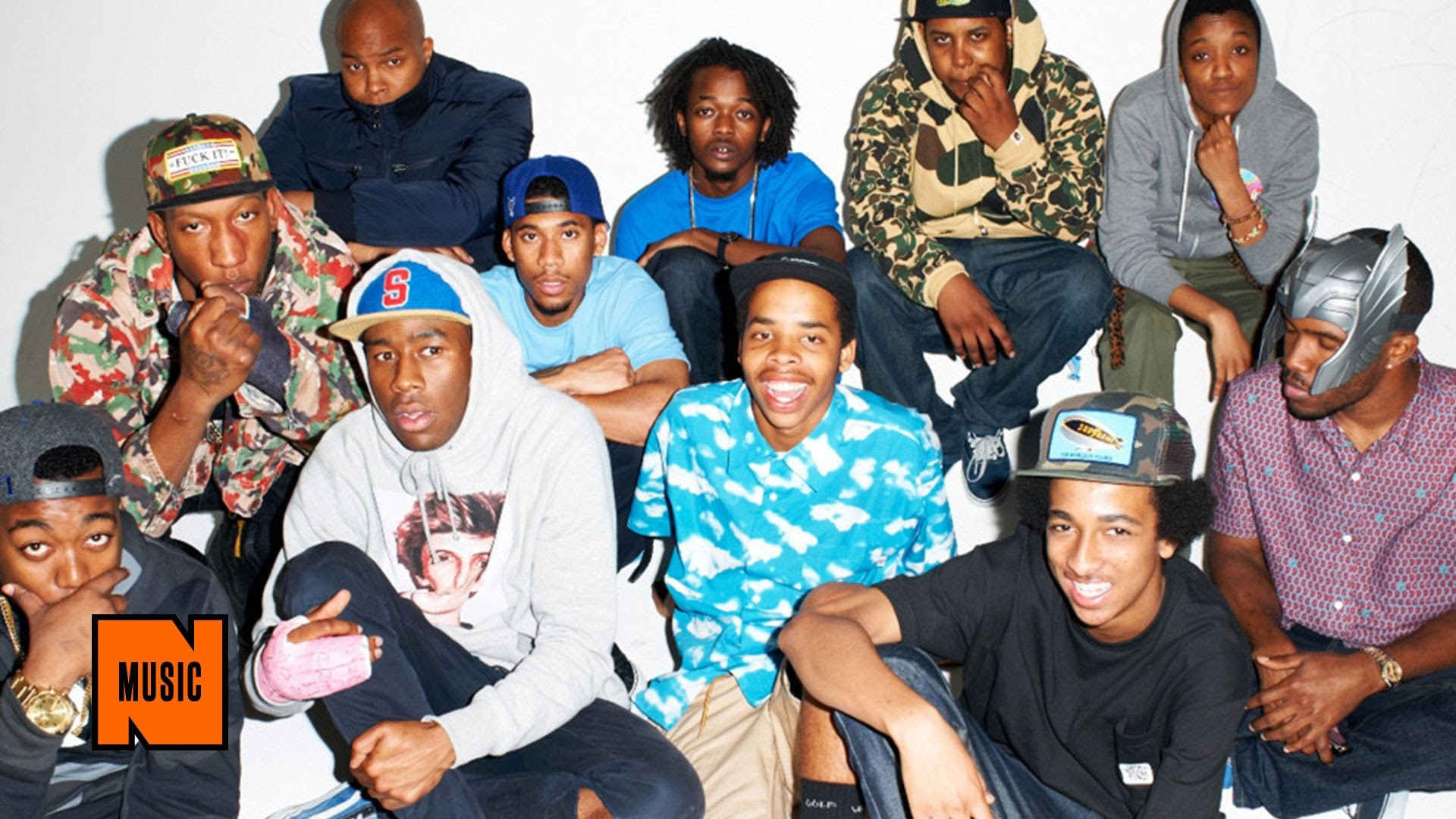 1920x1080 Images of Odd Future |