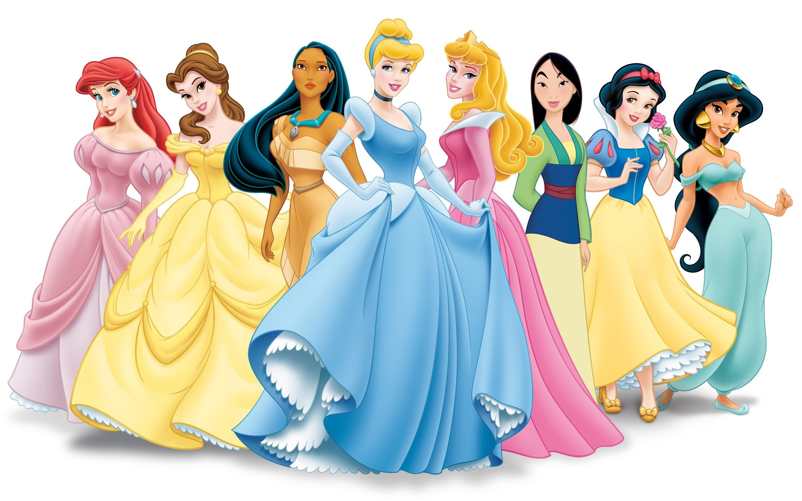 2560x1600 Disney Princess Wallpaper For the Bean