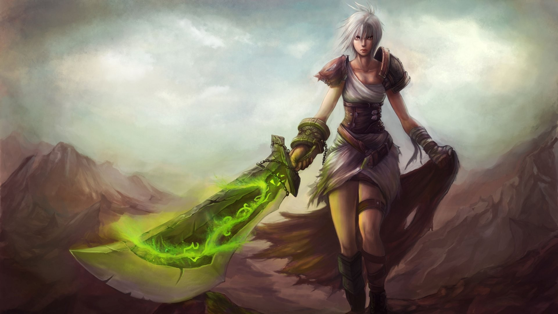 1920x1080 Riven Wallpaper