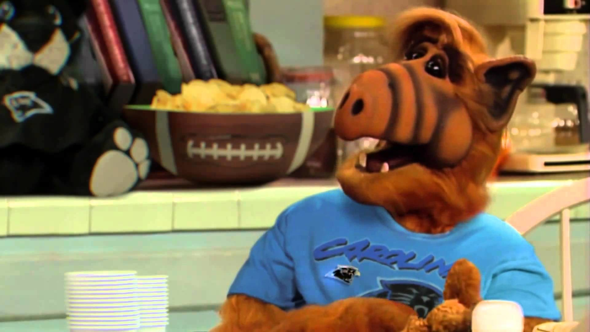 1920x1080 NFL 2011 Super Bowl Commercial with ALF