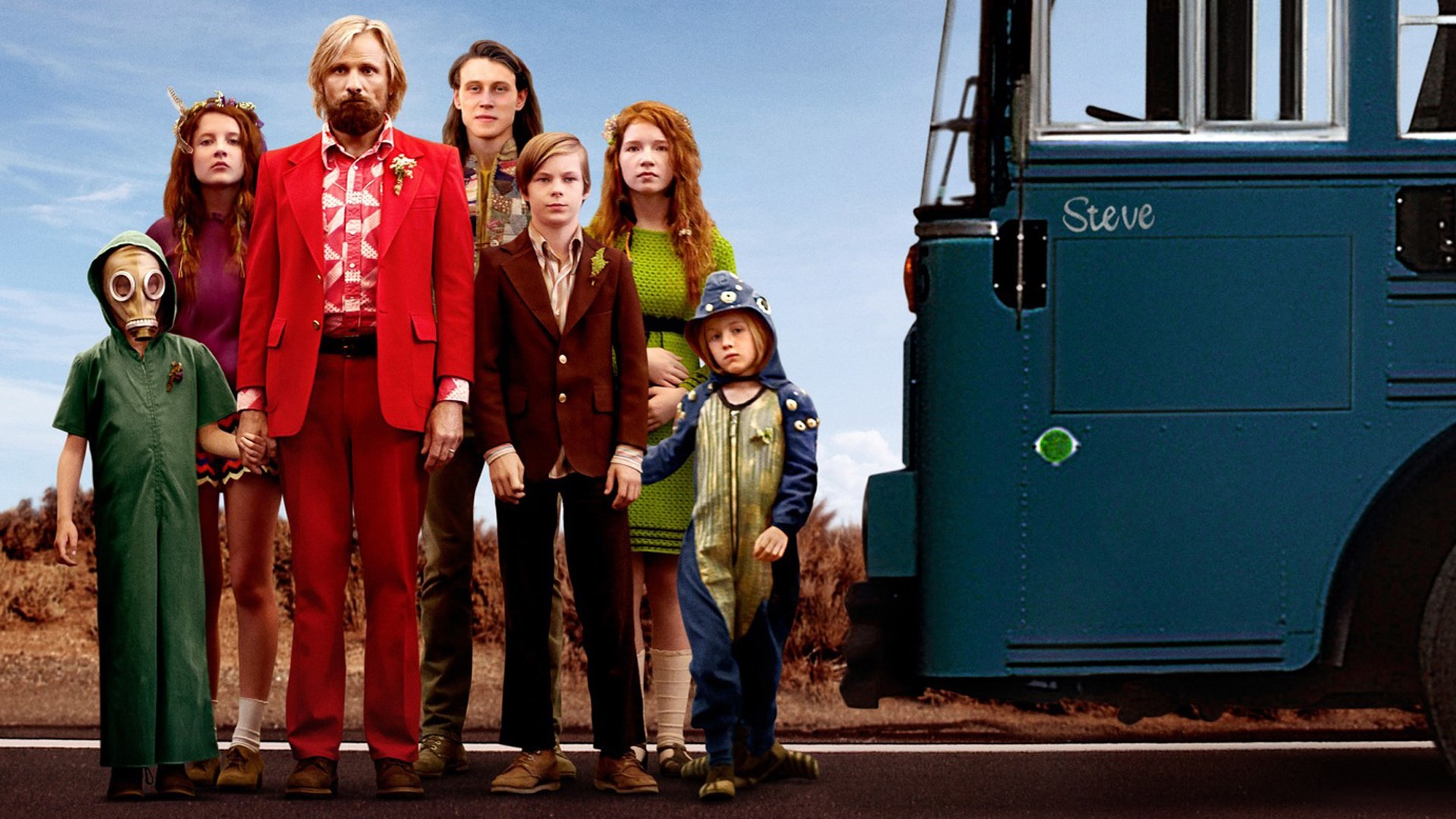 1920x1080 Free screensaver captain fantastic