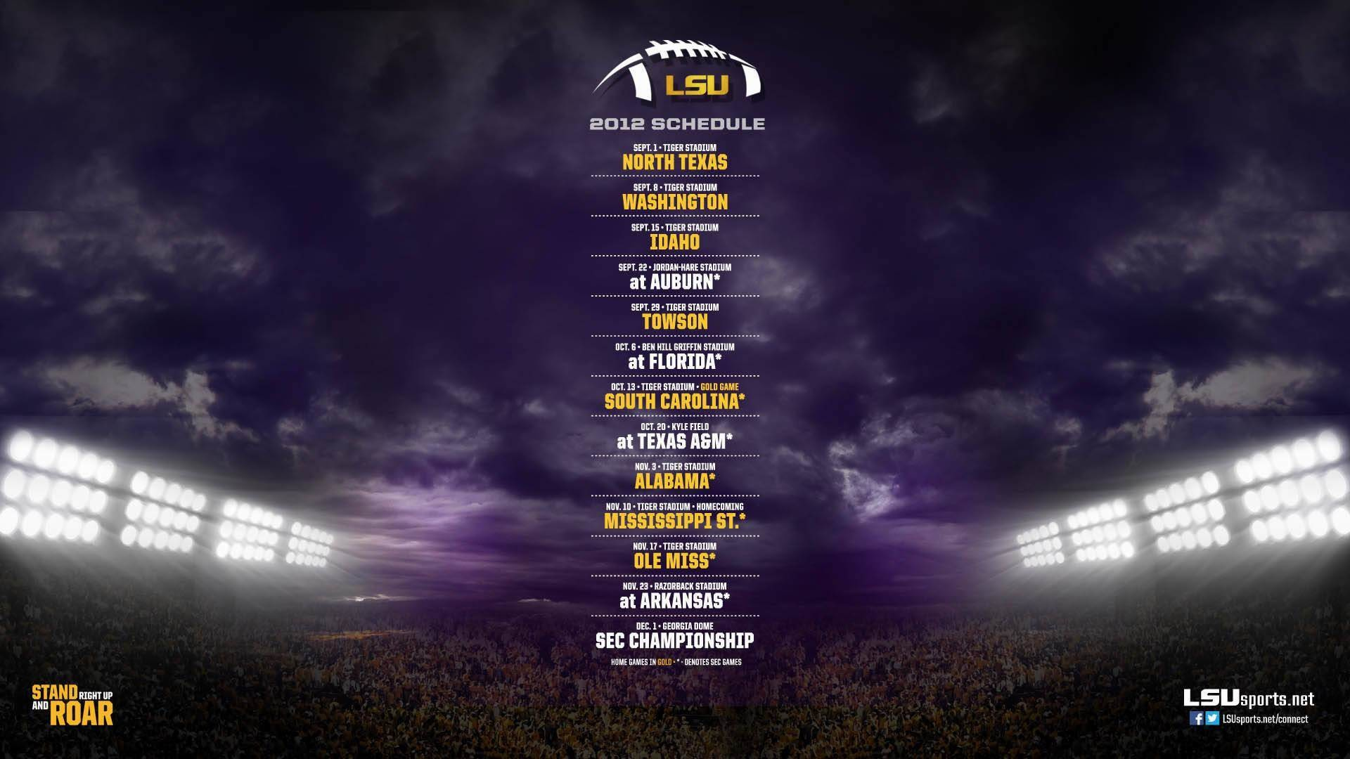 1920x1080 + images about LSU Wallpaper on Pinterest 1920×1080
