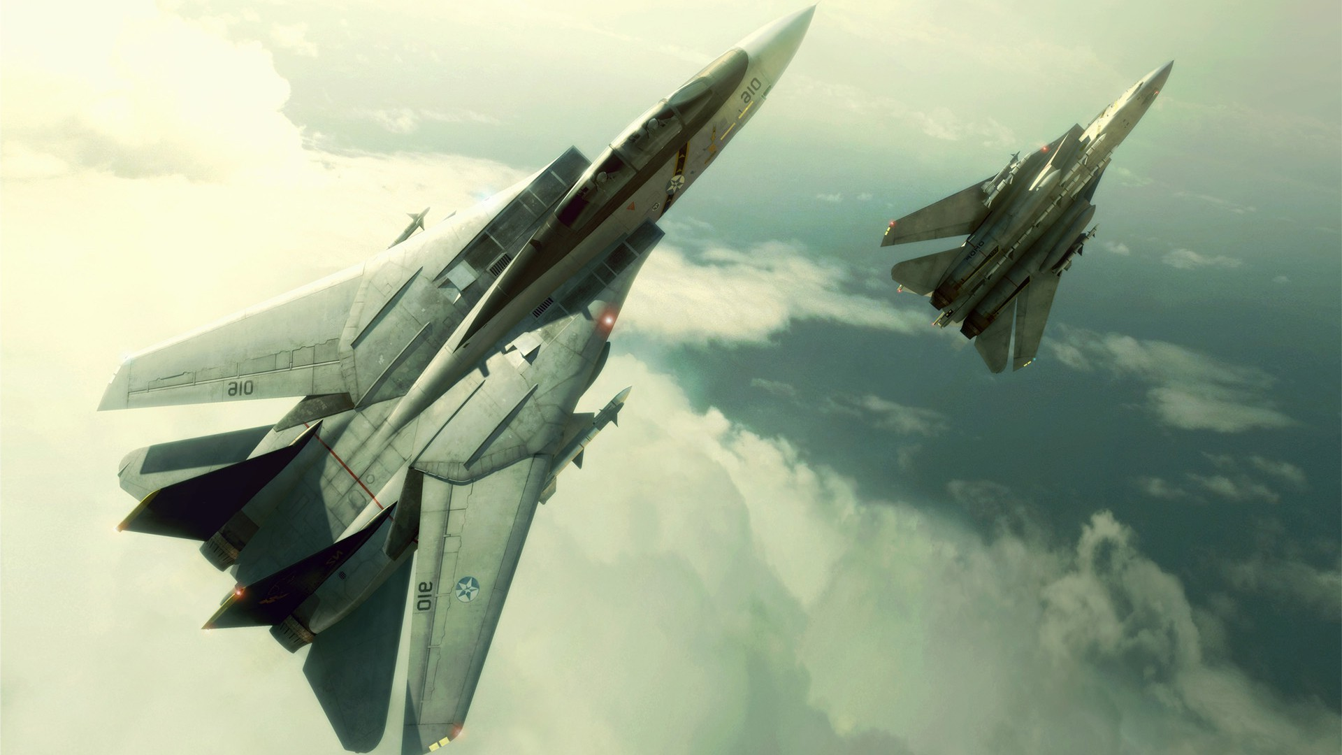 1920x1080 Grumman F-14 Tomcat Wallpapers